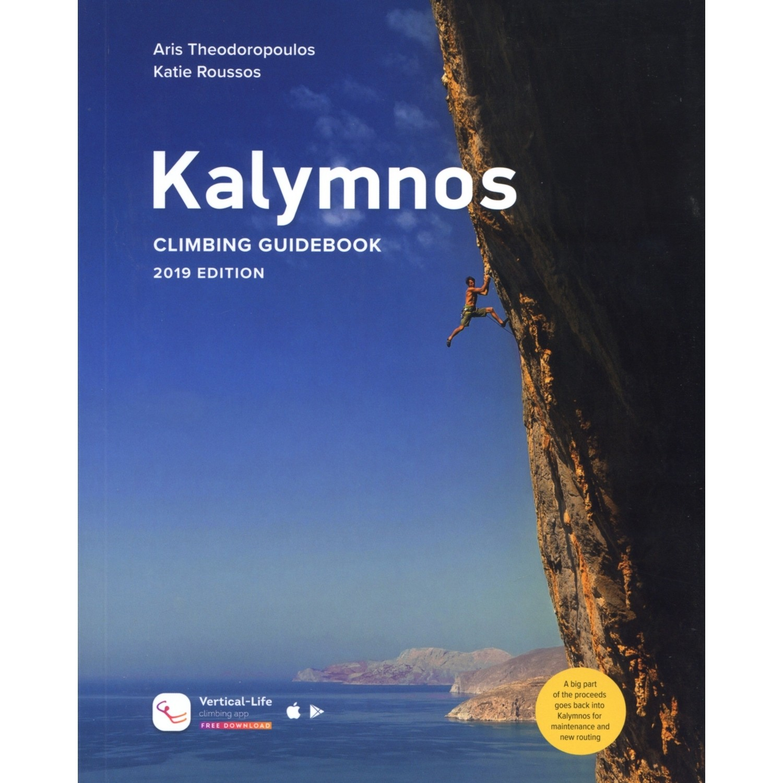 Kalymnos Climbing Guidebook