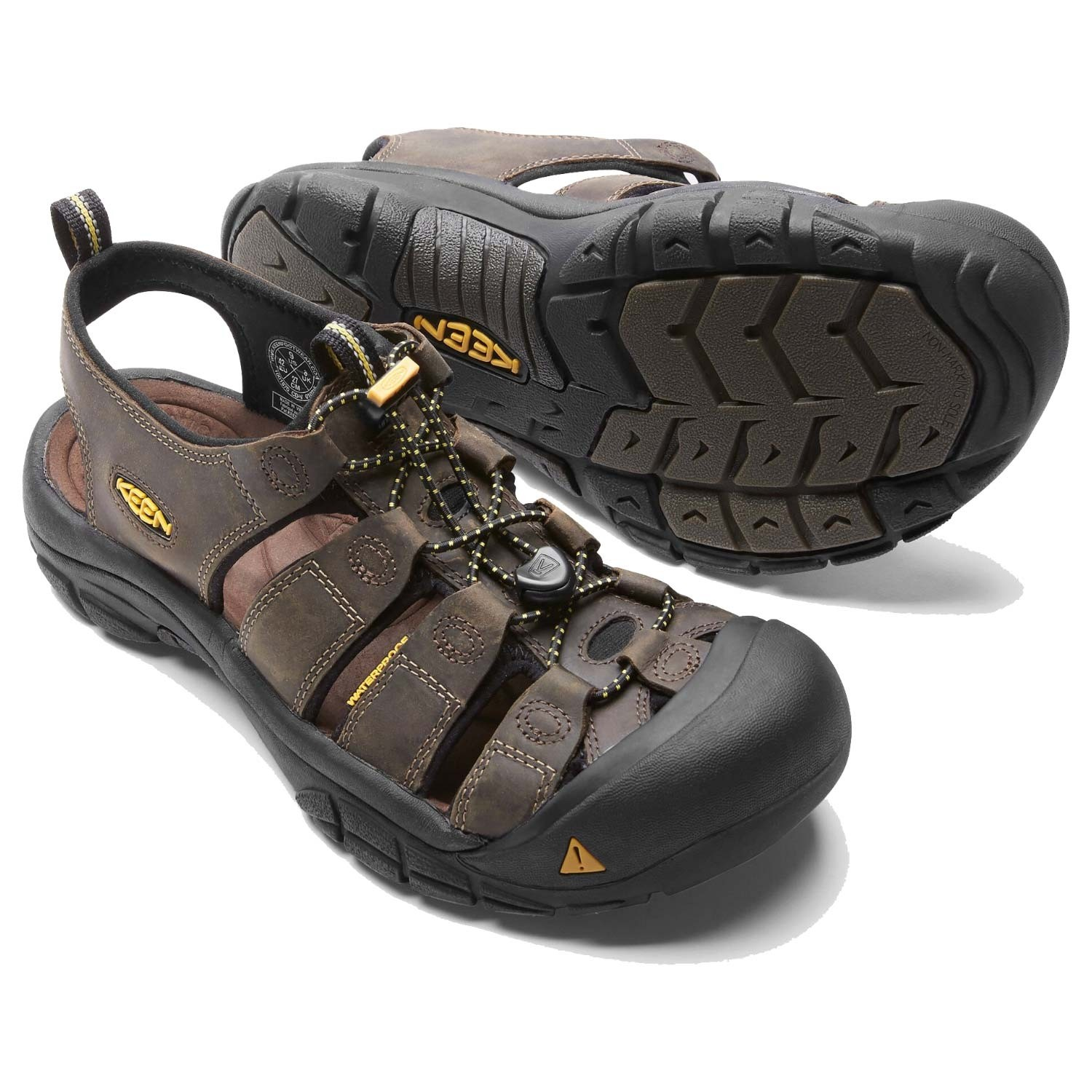 Keen Newport Sandal - Men's - Bison