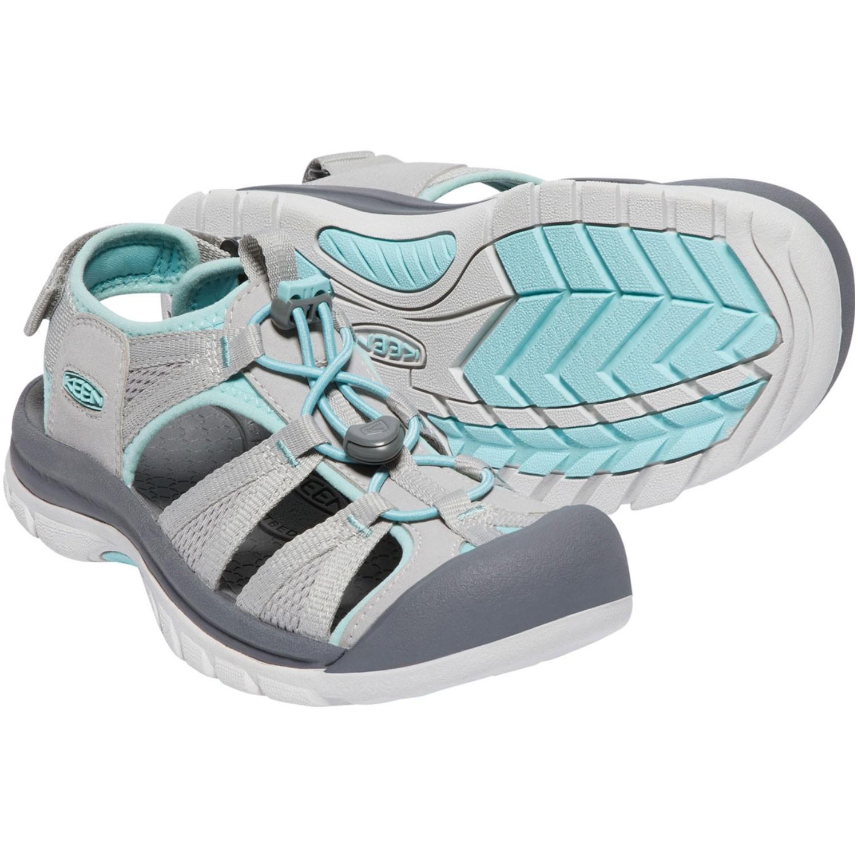 Keen Venice II H2 Women's Sandals - Paloma/Pastel Turquoise