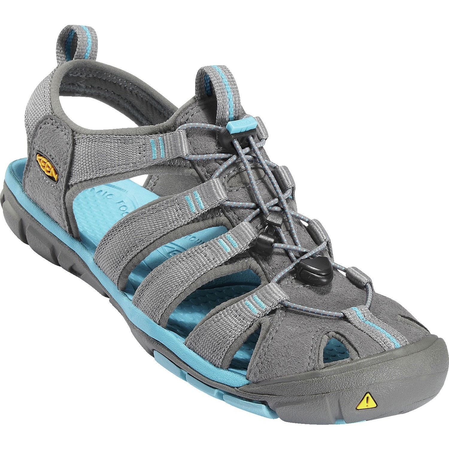 Clearwater CNX Womens Sandals Gargoyle/Norse Blue
