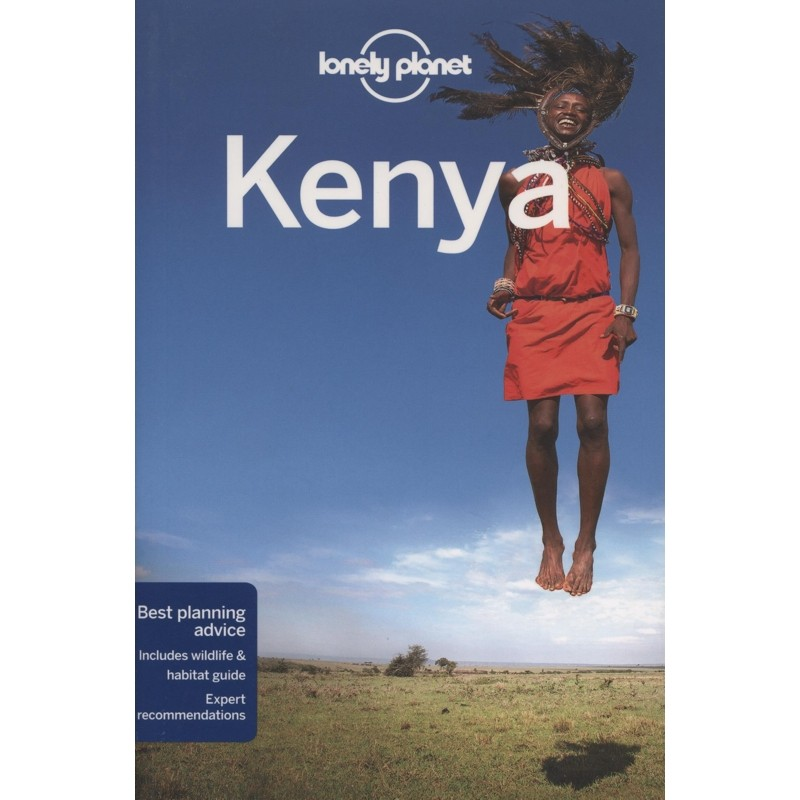 Kenya: Lonely Planet by Lonely Planet