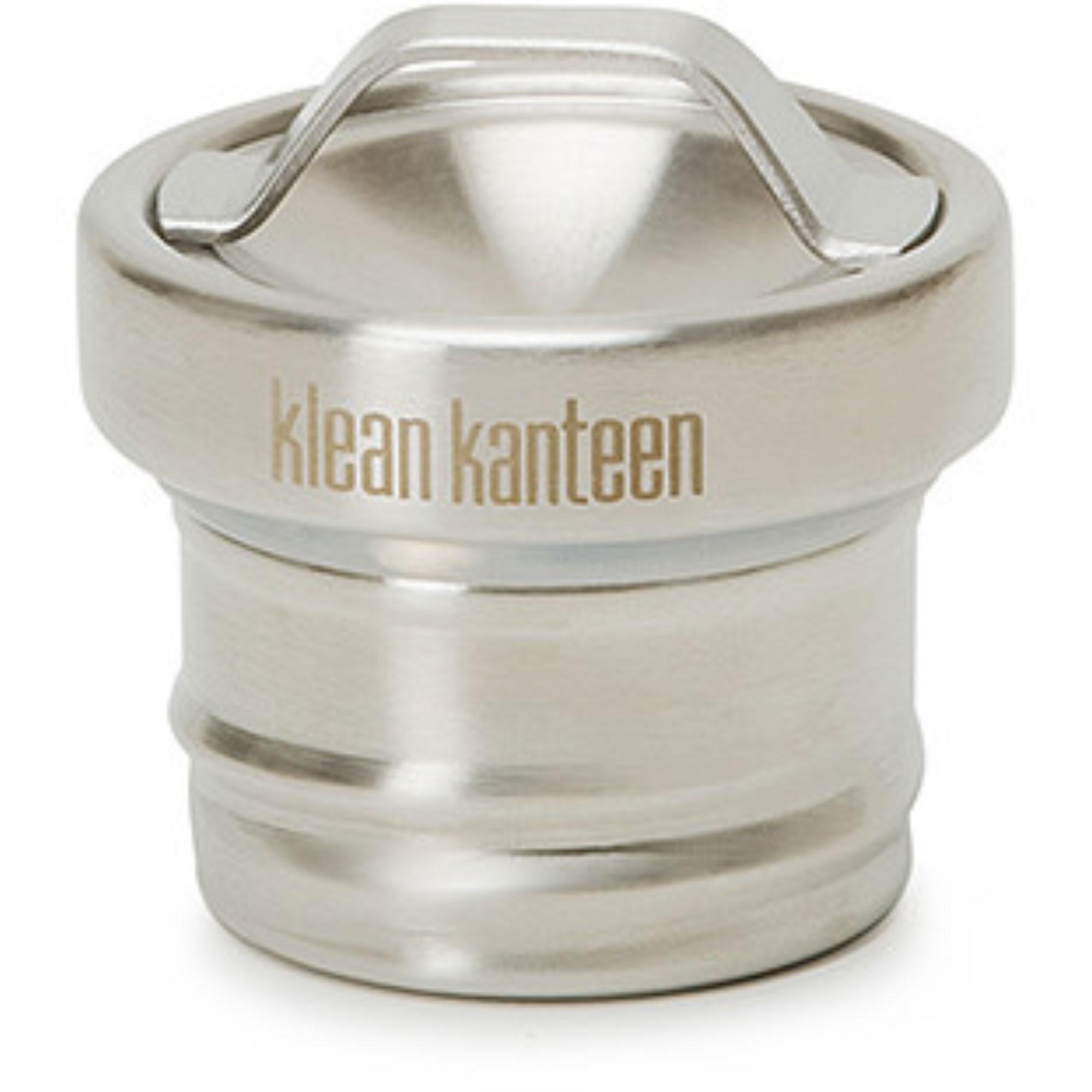 Klean Kanteen Loop Cap - Stainless Steel