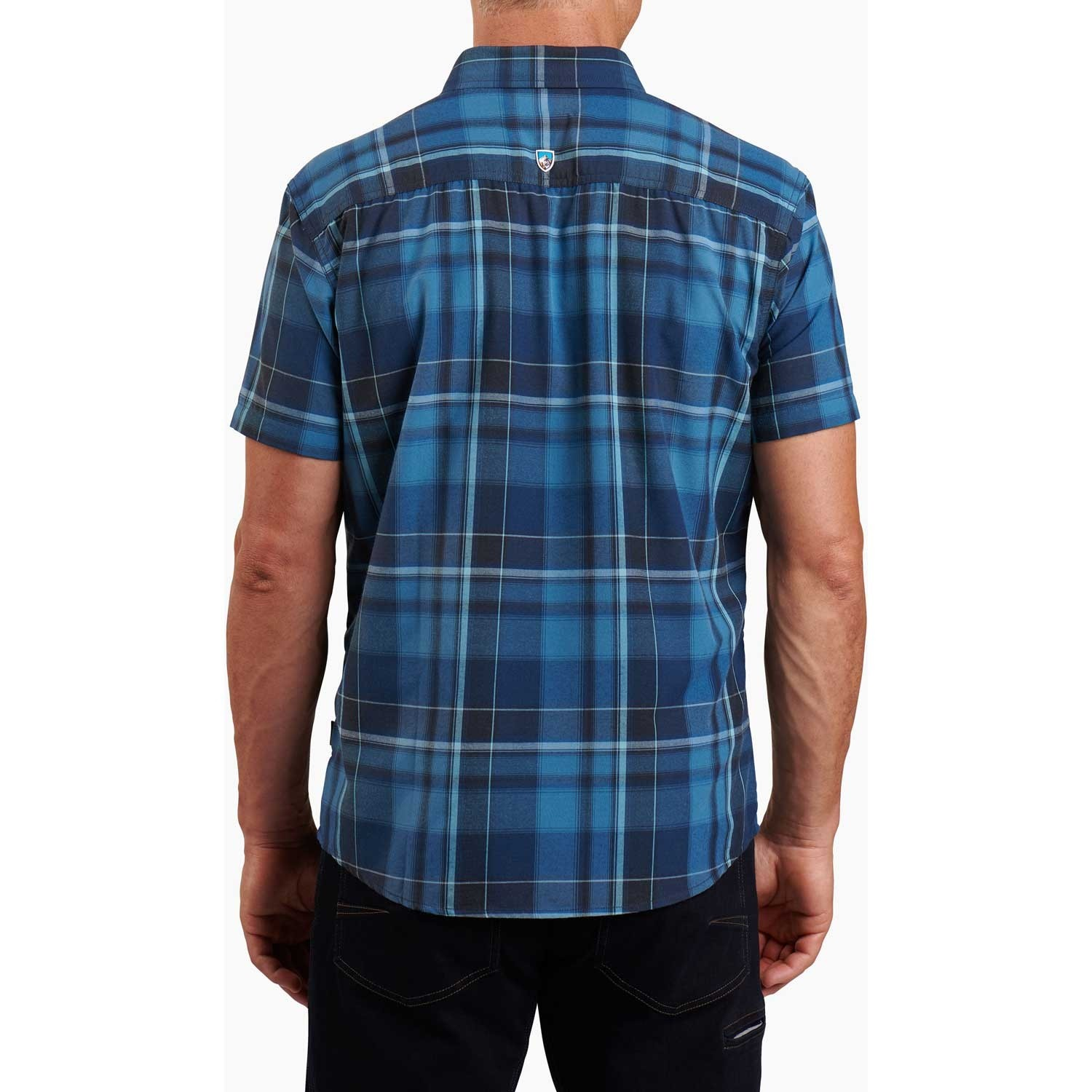 Kuhl Styk Shirt - Mens - Cobalt Blue