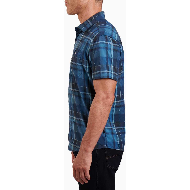 Kuhl Styk Shirt - Mens - Cobalt Blue