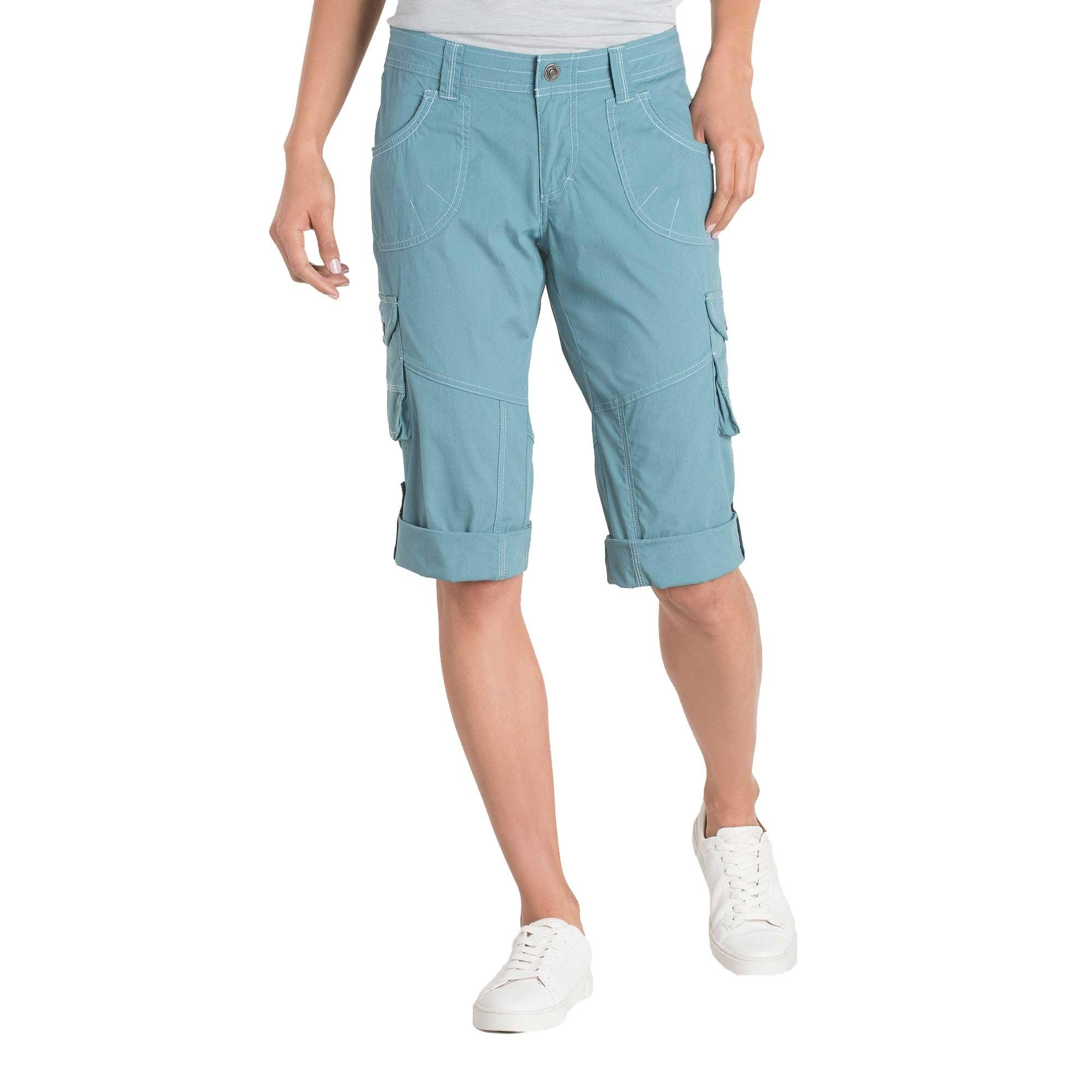 Kuhl Kontra Women's Shorts - Blue Grass