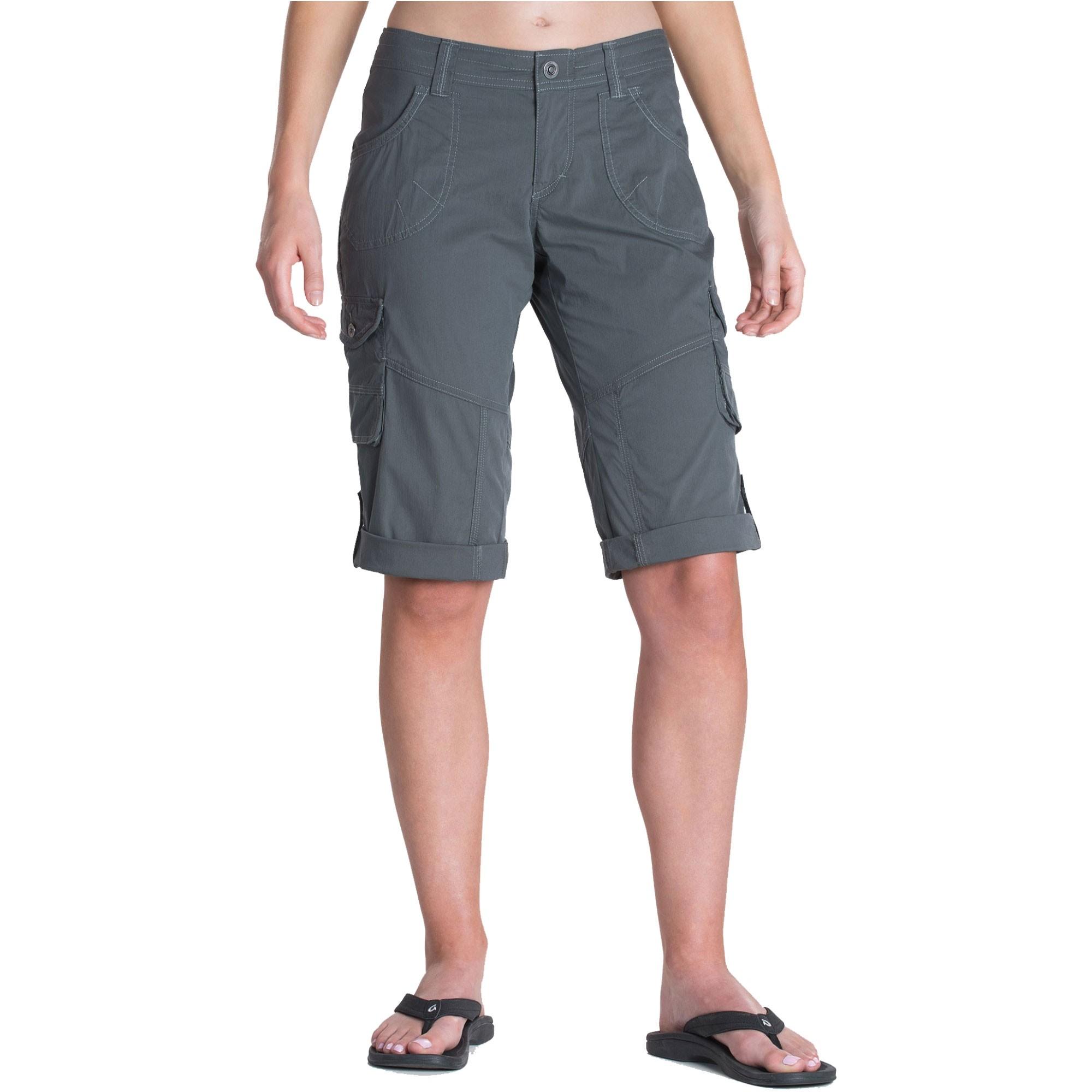 Kuhl Kontra Women's Shorts - Carbon