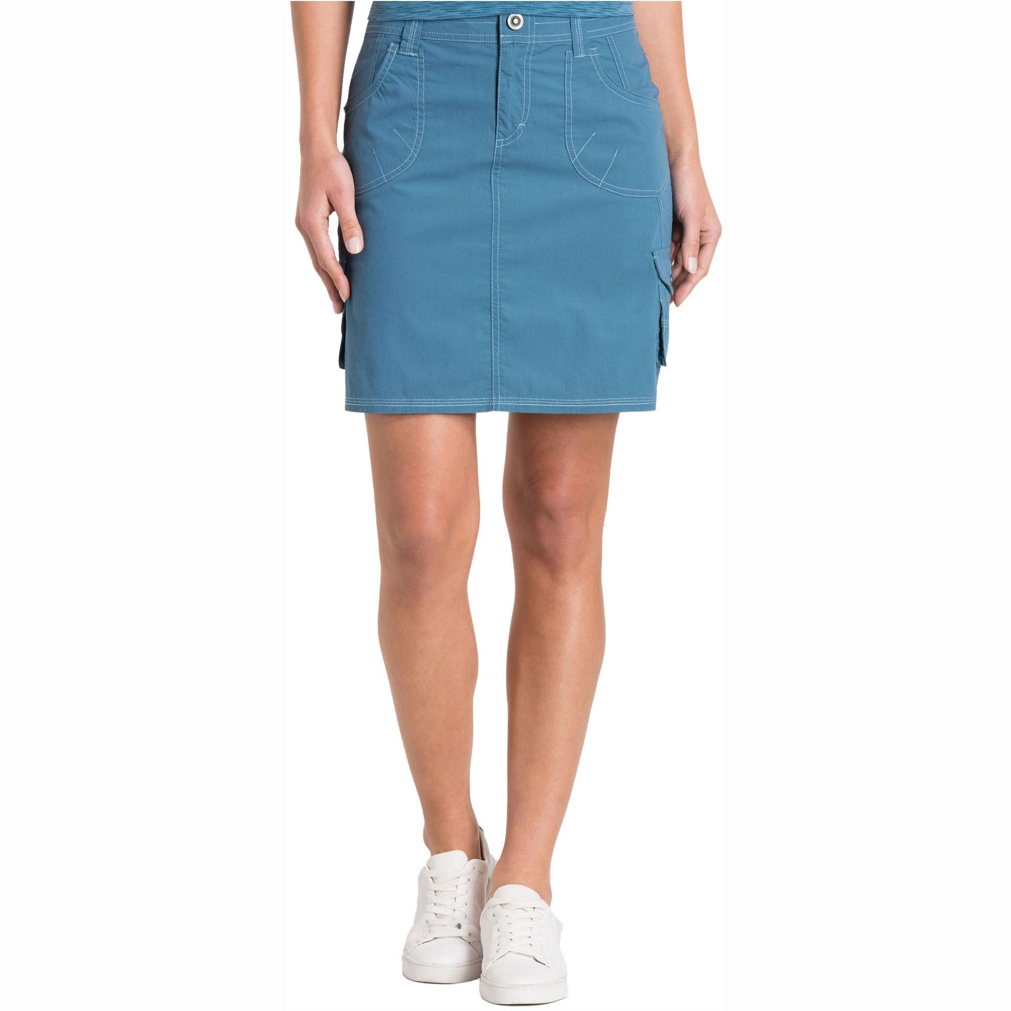 Kuhl 6269 Kontra Women's Skirt - Tidal Wave