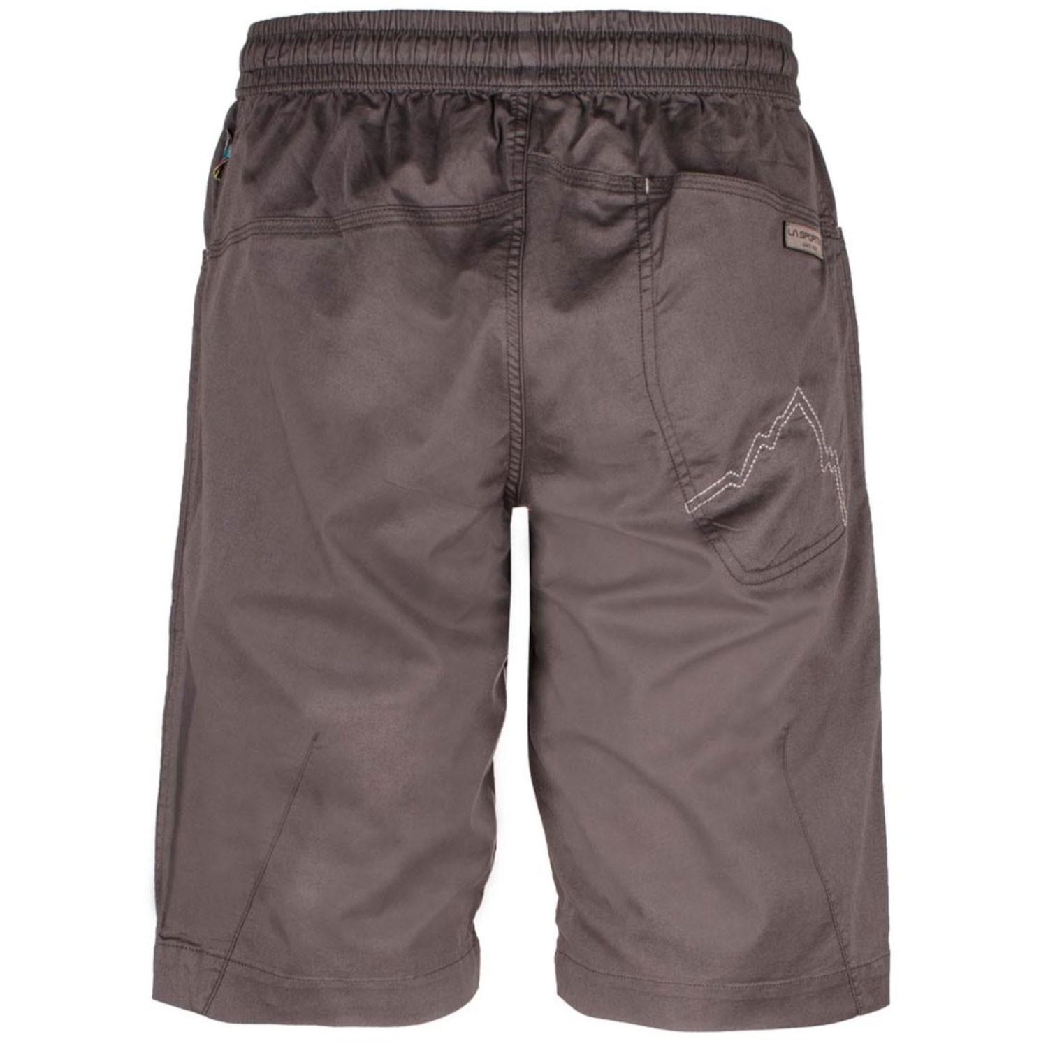 La Sportiva Levanto Men's Shorts - Carbon - back