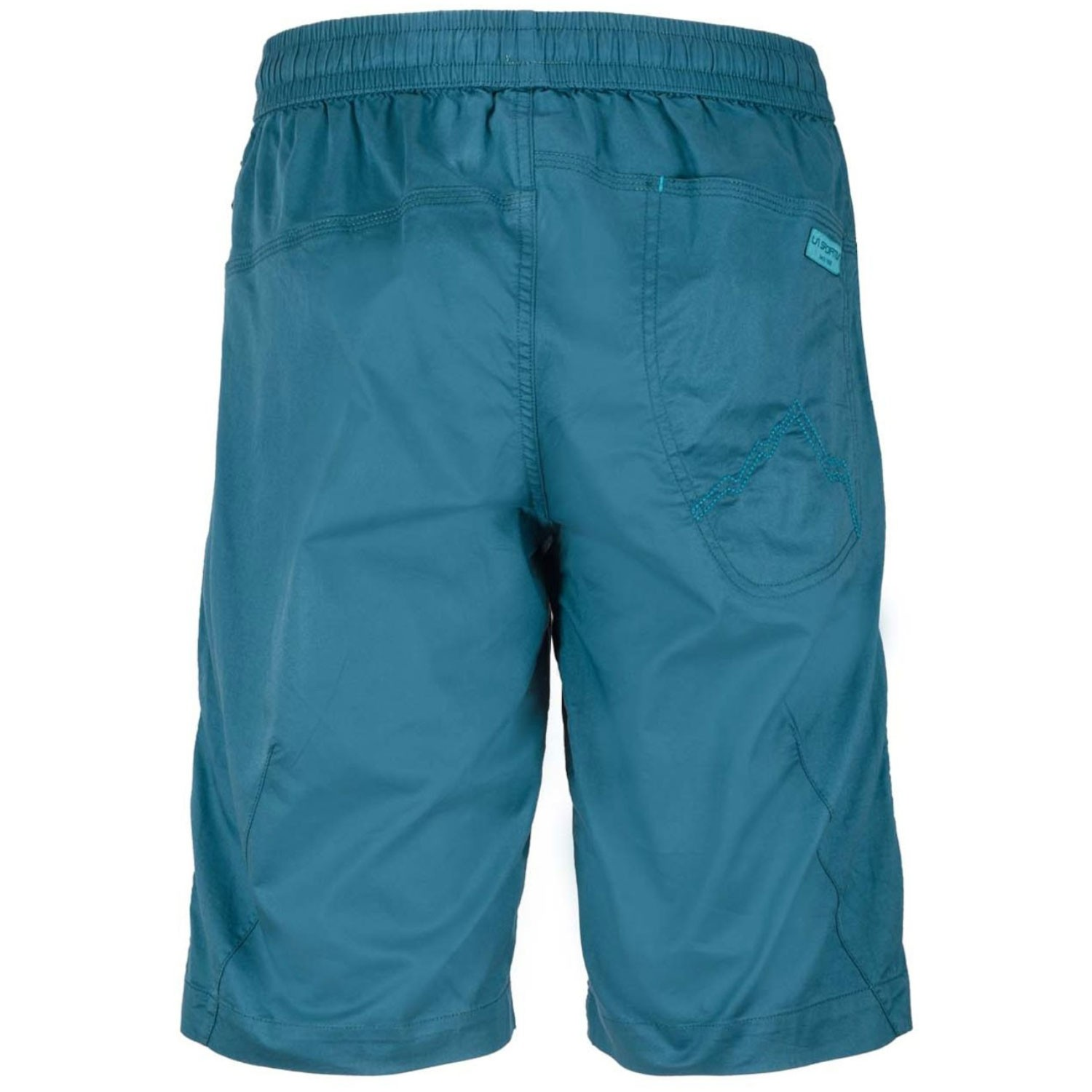 La Sportiva Levanto Men's Shorts - Lake - back