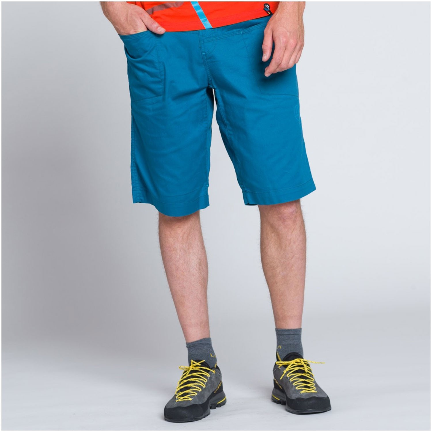 La Sportiva Levanto Men's Shorts - Lake