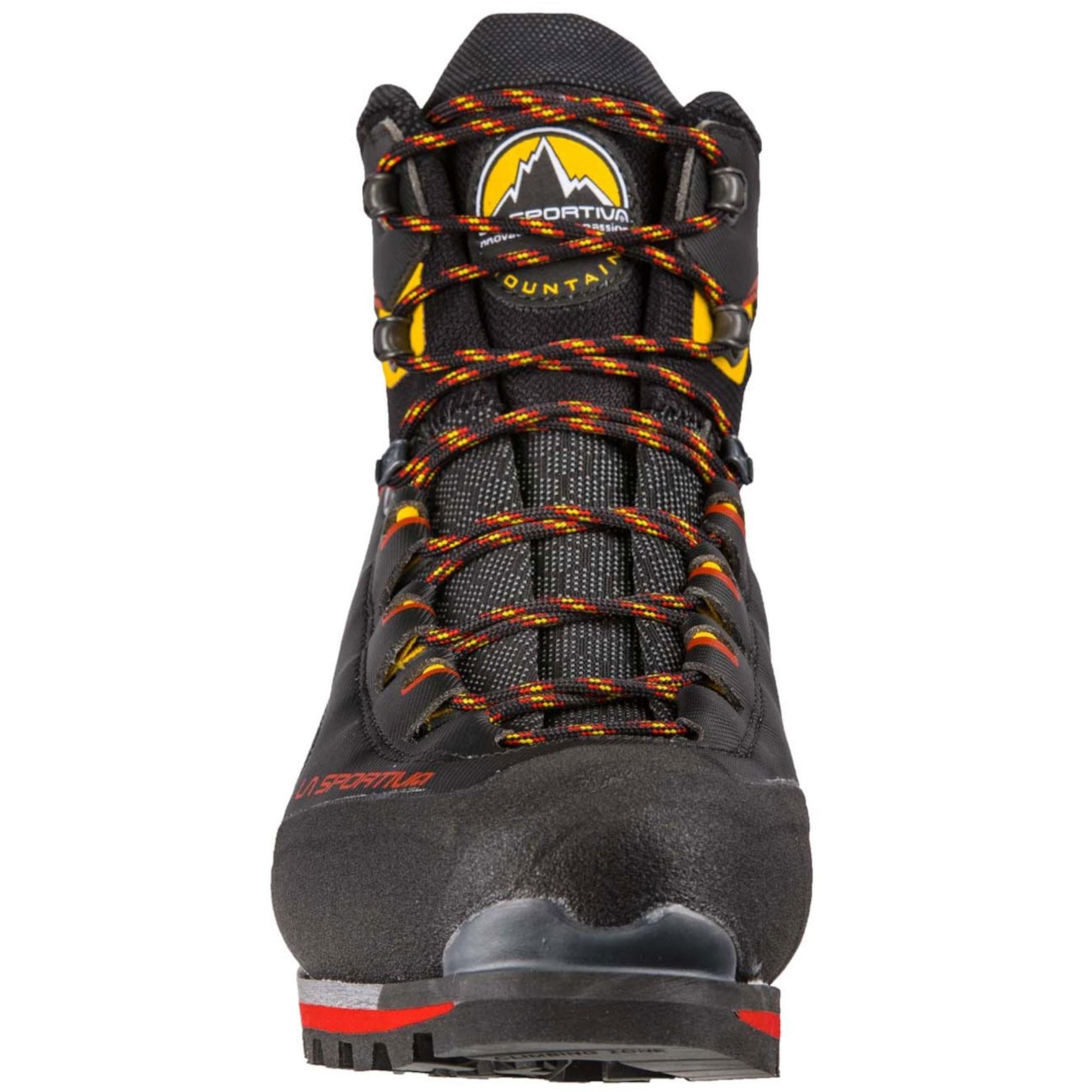 La Sportiva Men's Trango Tower Extreme GTX - Black/Yellow