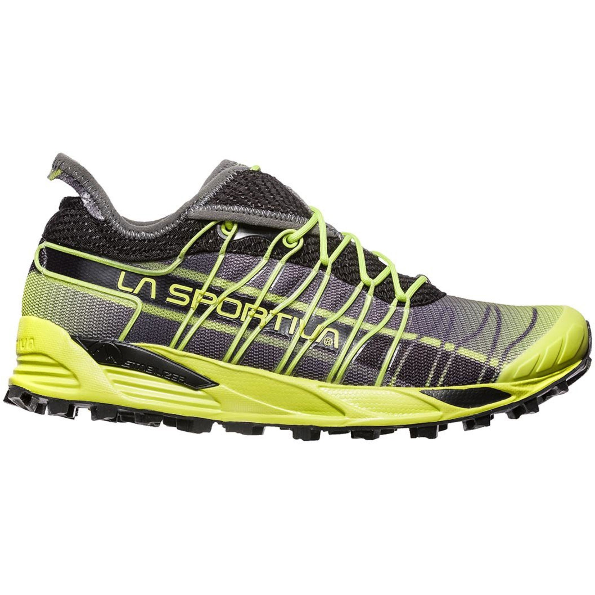 LA SPORTIVA - Mutant Trail Running Shoe - Men's - Apple Green/Carbon