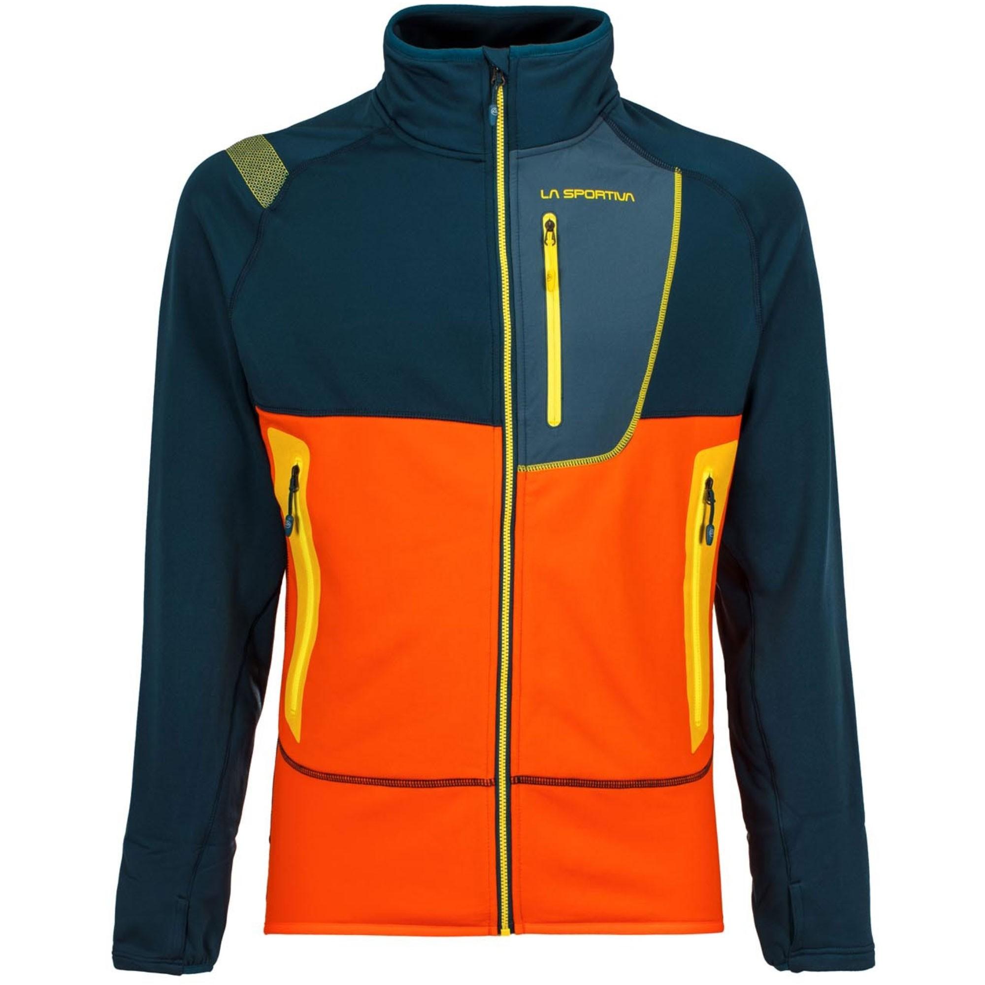 La-Sportiva-Orbit-Jacket-Lava-Ocean-W17