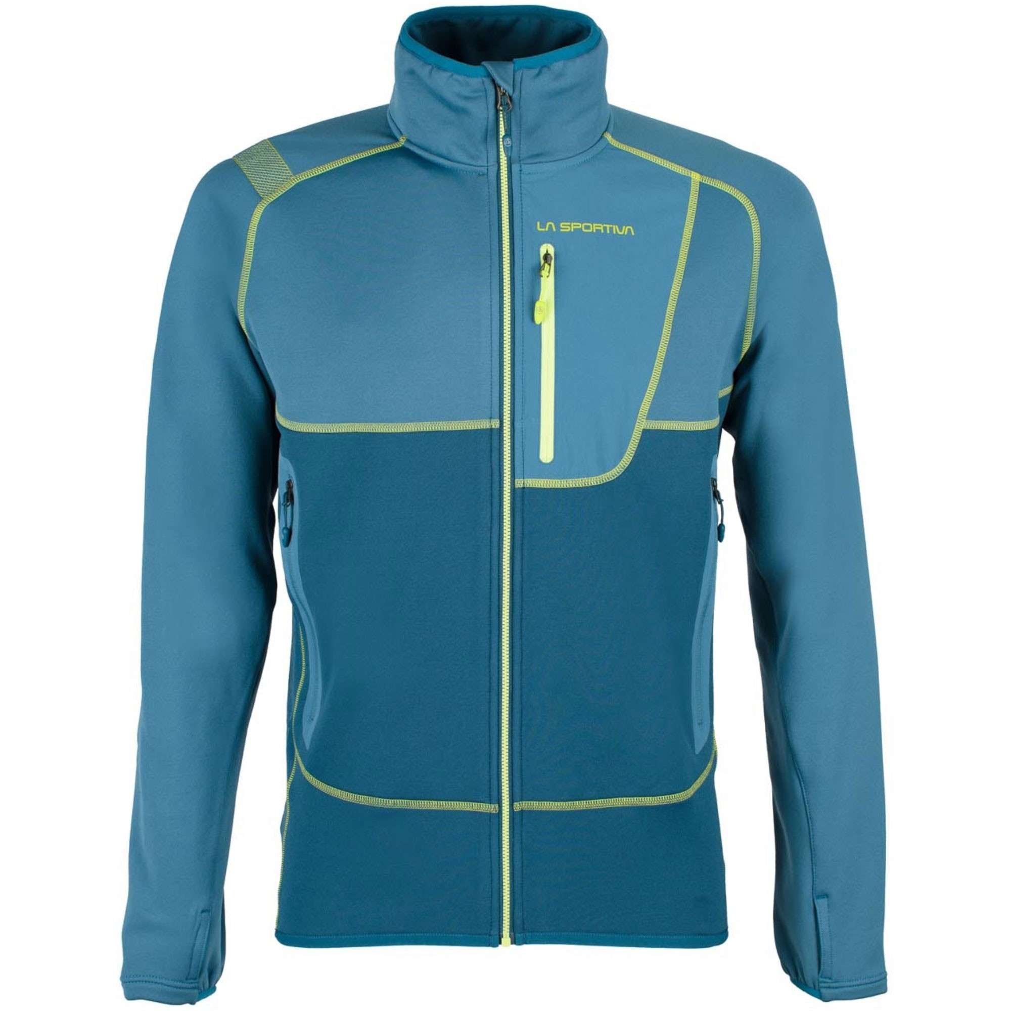 La-Sportiva-Orbit-Jacket-Ocean-Lake-W17