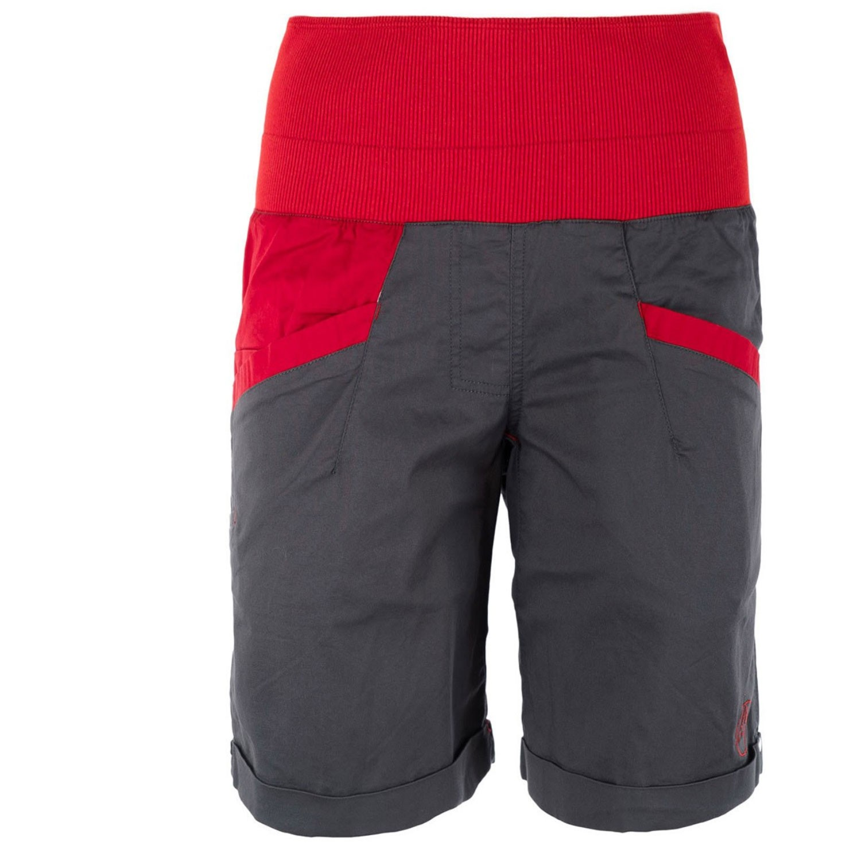 La Sportiva Ramp Shorts - Carbon/Berry