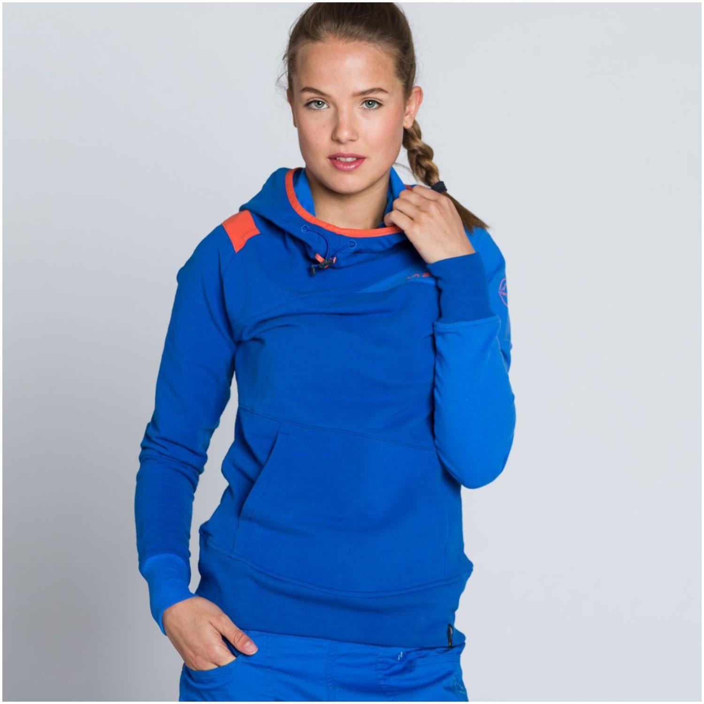 La Sportiva Women's Squamish Hoody - Cobalt Blue/Marine