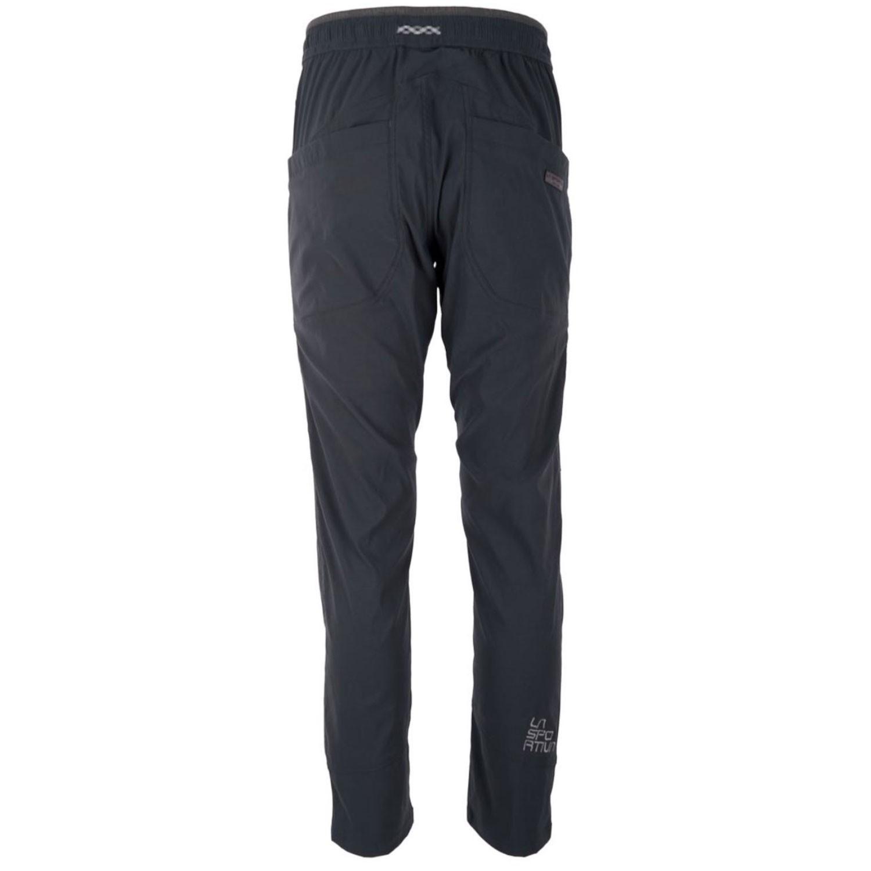 La Sportiva Talus Climbing Pants - Carbon - back