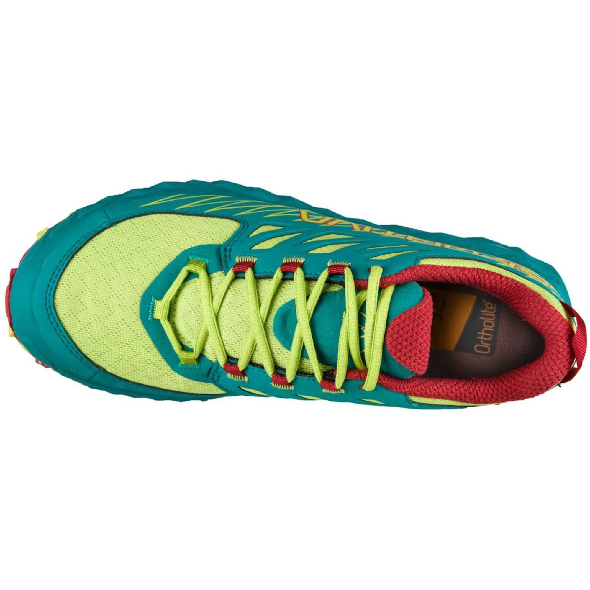 La Sportiva Lycan GTX Women's Trail Running Shoes - Apple Green/Emerald