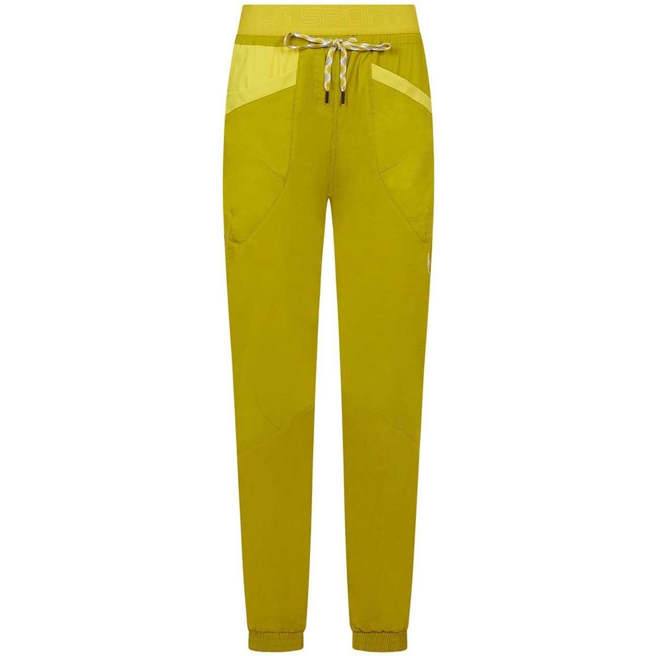 La Sportiva Mantra Pants - Women's - Kiwi/Celery
