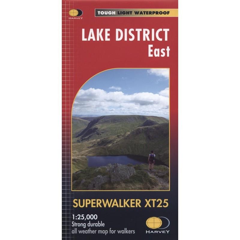 LAKE DISTRICT EAST: HARVEY