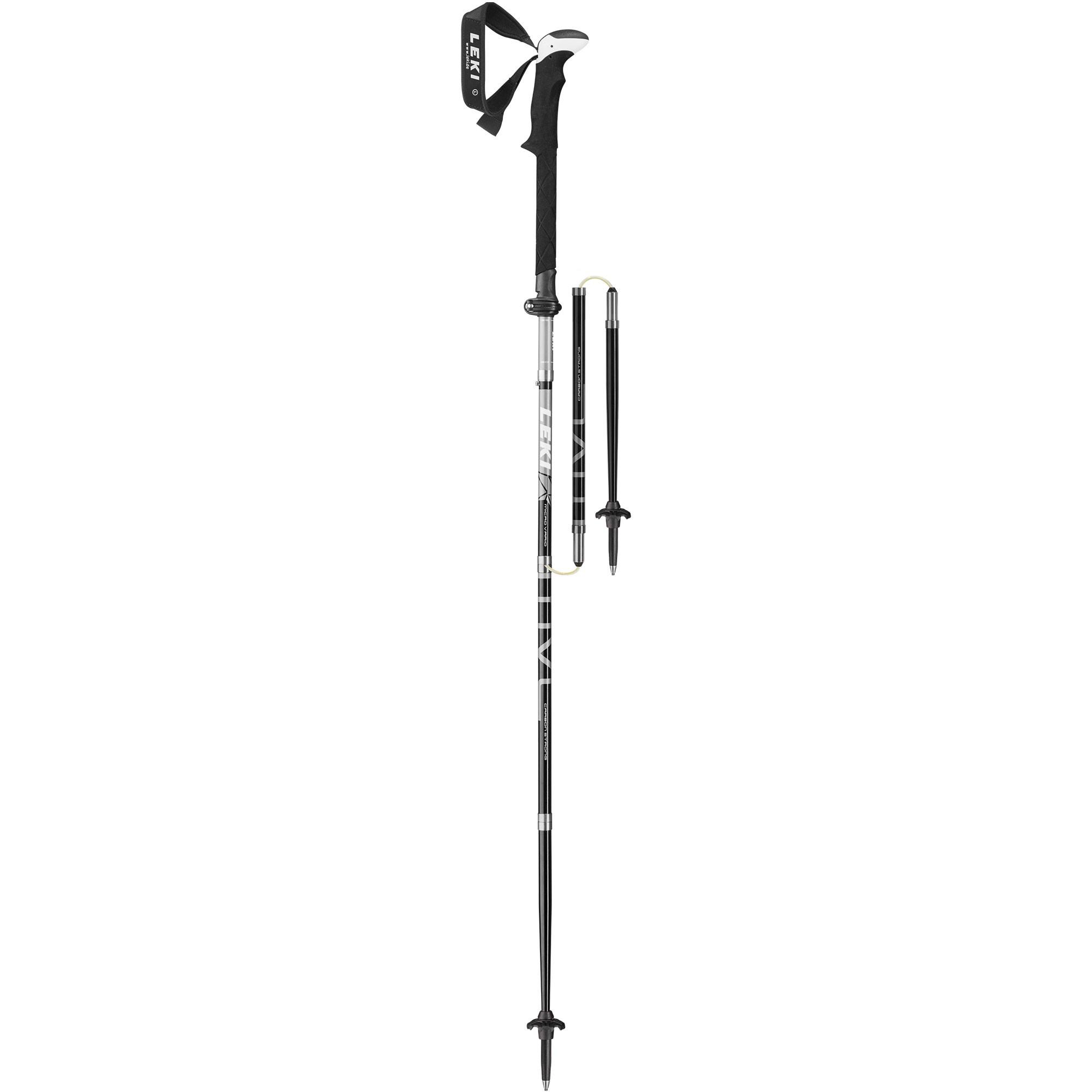 Leki Micro Vario Carbon Strong Trekking Poles
