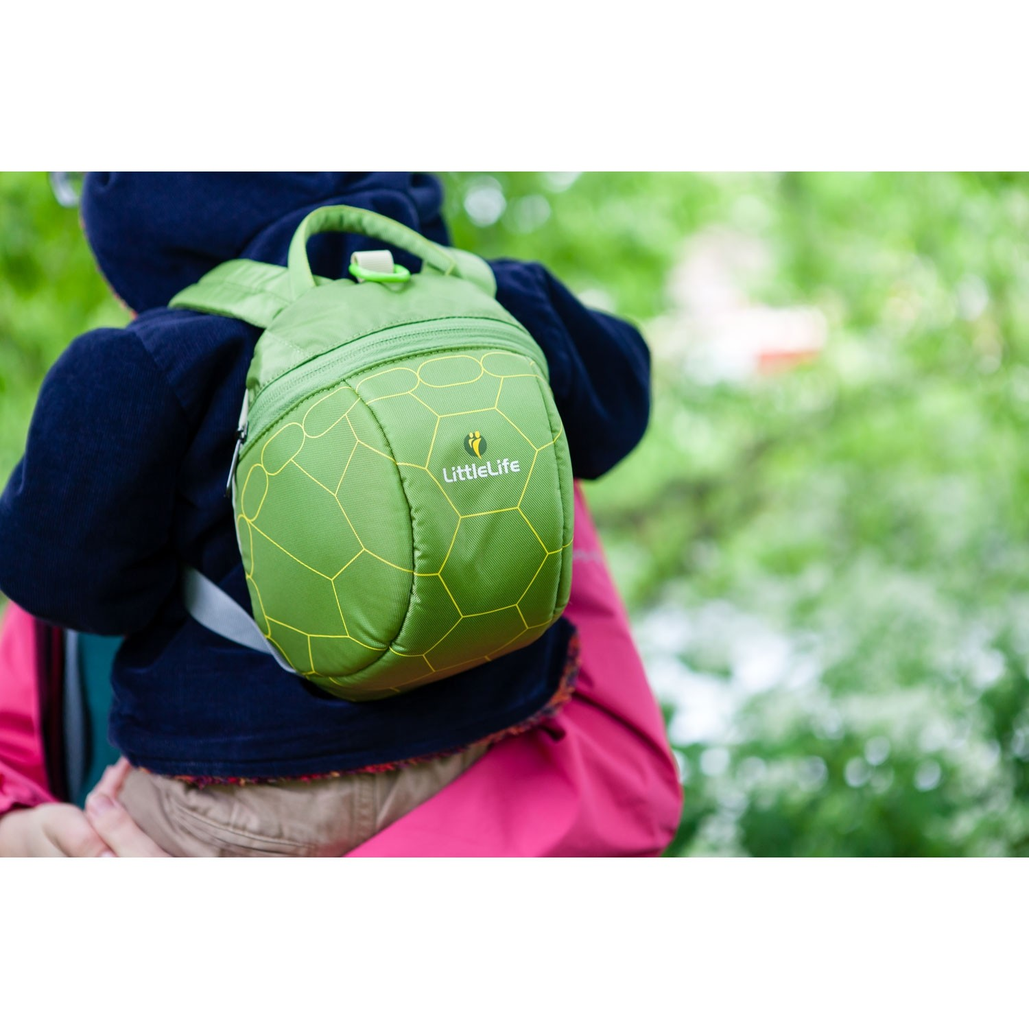 LITTLELIFE - Toddler's Animal Rucksack - Turtle