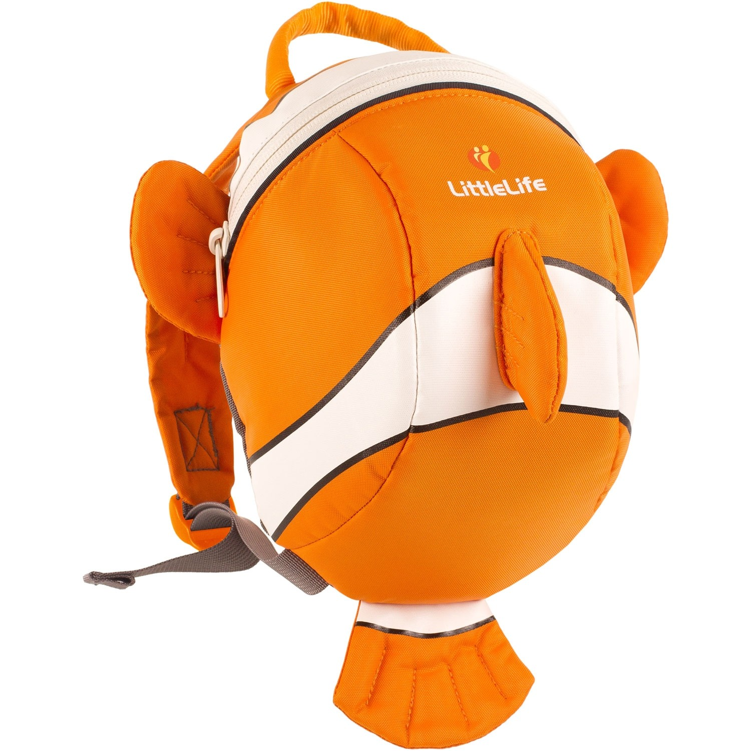 LITTLELIFE - Toddler's Animal Rucksack - Clownfish