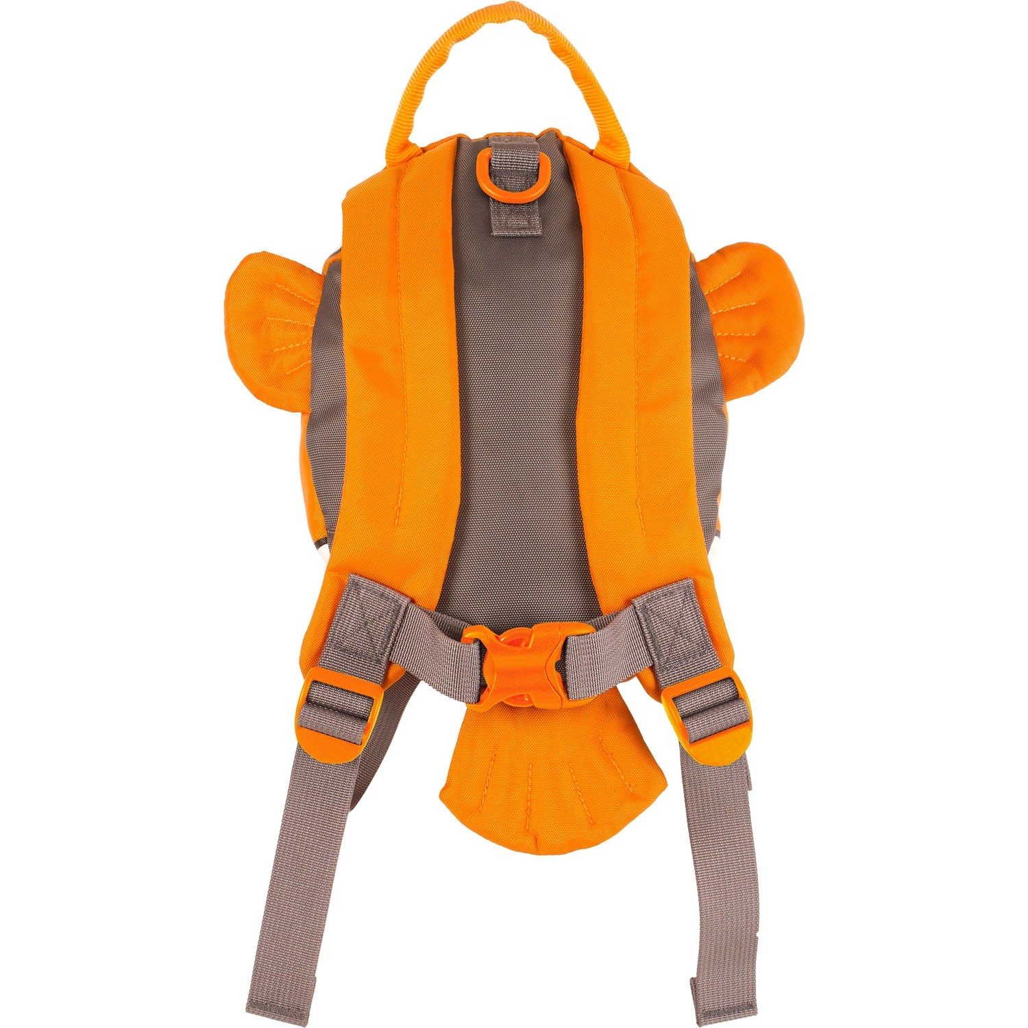 LITTLELIFE - Toddler's Animal Rucksack - Clownfish - back