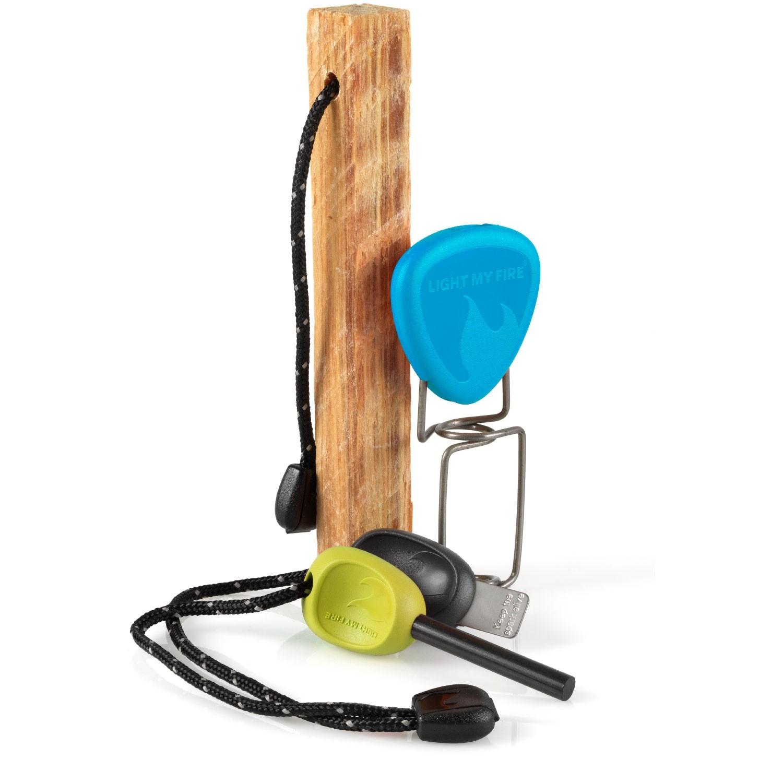 Light My Fire Firelighting Kit Cyan/Lime