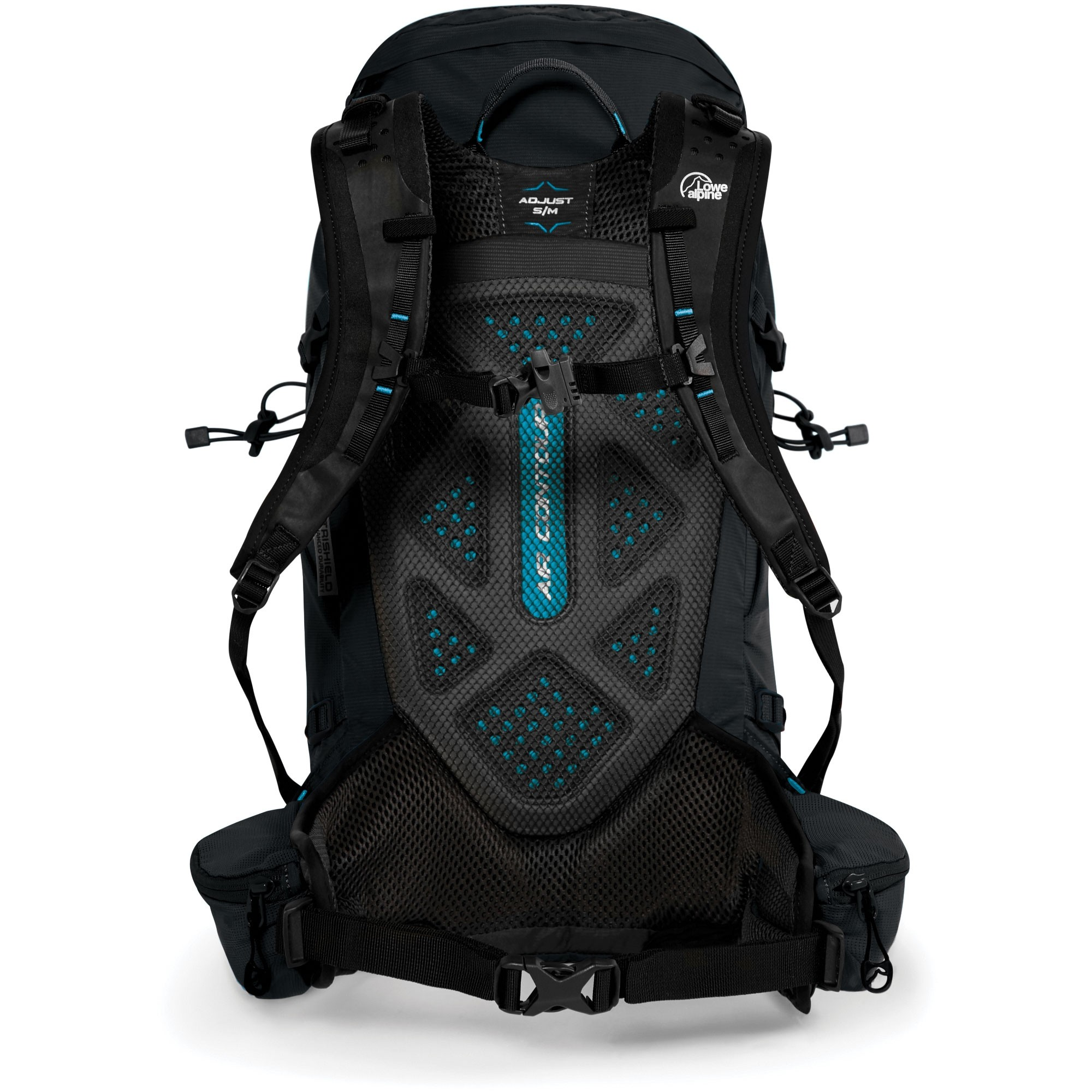 Lowe Alpine Aeon ND20 - Anthracite - Back System