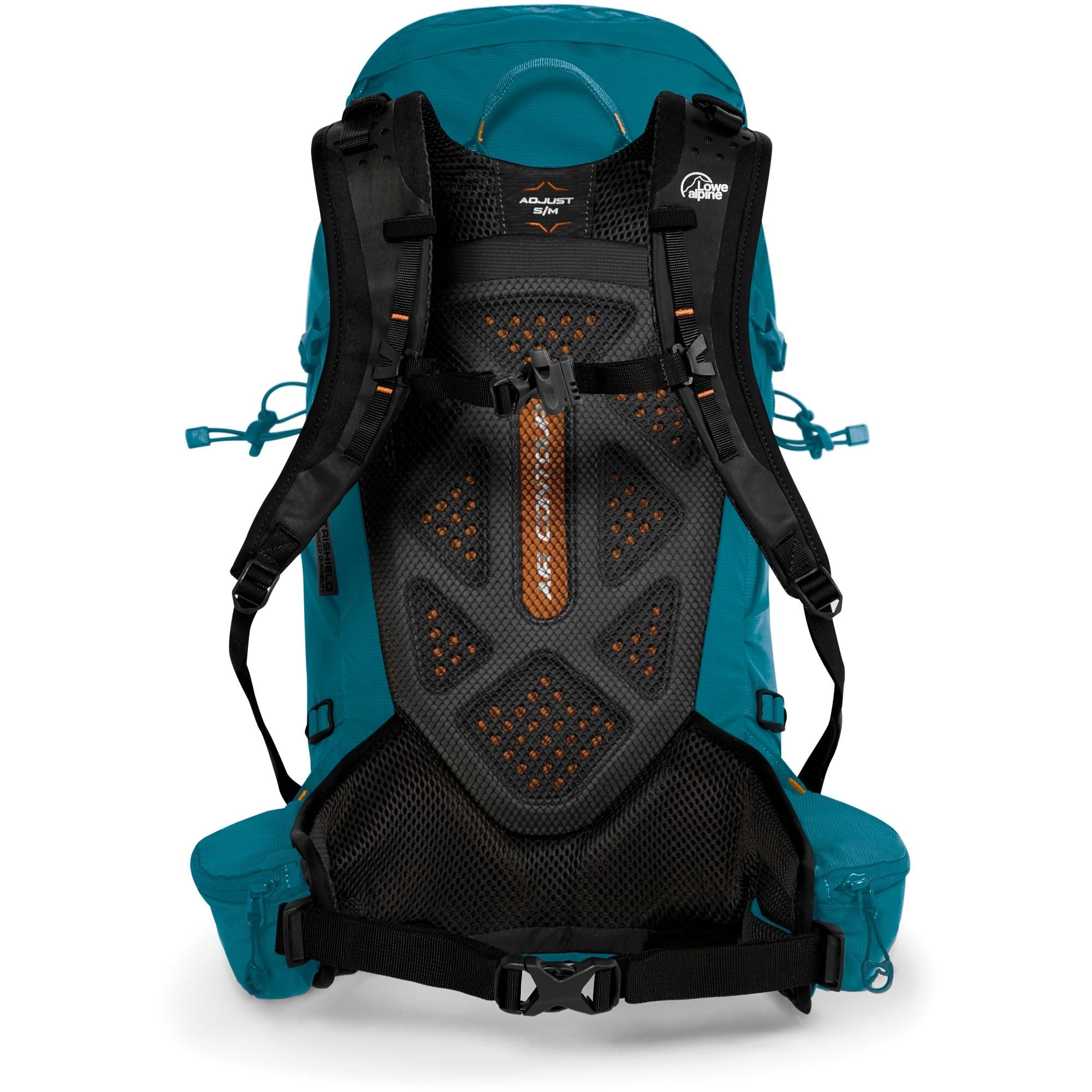 Lowe Alpine Aeon ND20 - Lagoon Blue - Back System