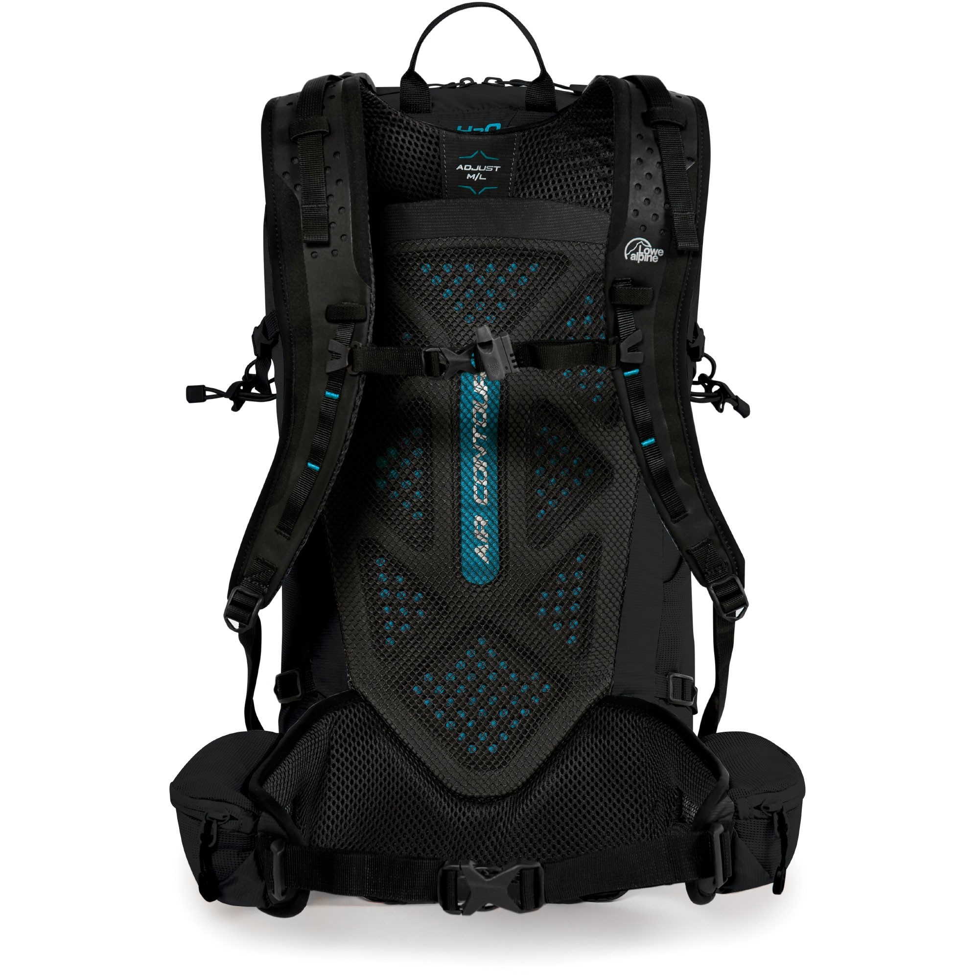 Lowe Alpine Aeon ND25 - Anthracite - Back System