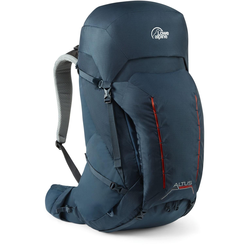 Lowe Alpine Altus 52:57 Hiking Rucksack - Blue Night