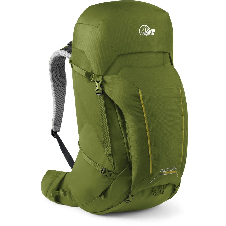 Lowe Alpine Altus 52:57 Hiking Rucksack - Fern