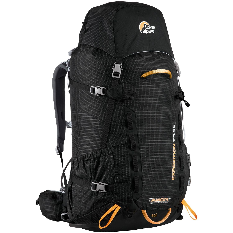 Lowe Alpine Expedition 75:95 Trekking Rucksack - Black