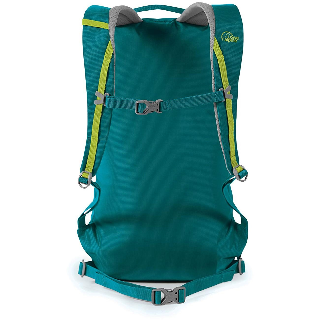Lowe Alpine Ignite 15 Rucksack - Shaded Spruce - Back System
