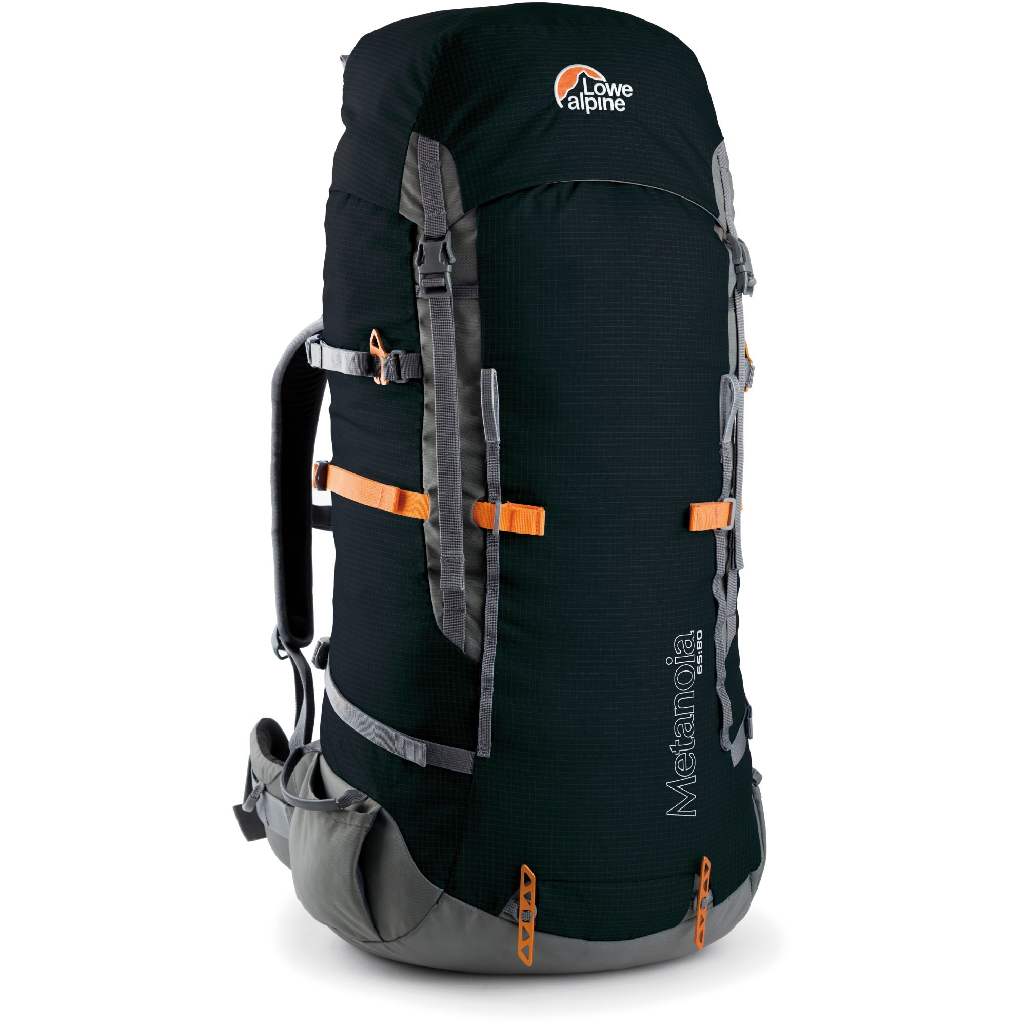 Lowe Alpine Metanoia 65:80 Litre Expedition Rucksack - Black