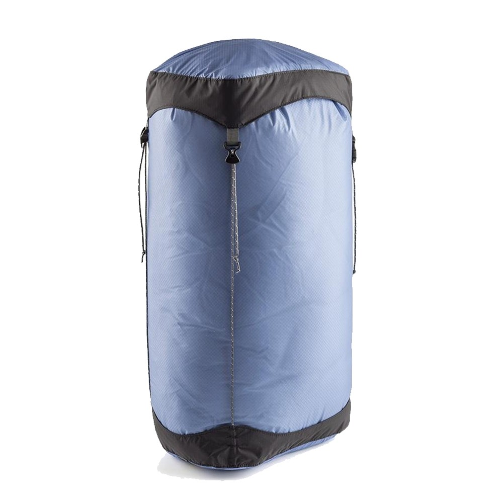 LOWE ALPINE - Ultralite Spider Compression Stuff Sack - Blue M