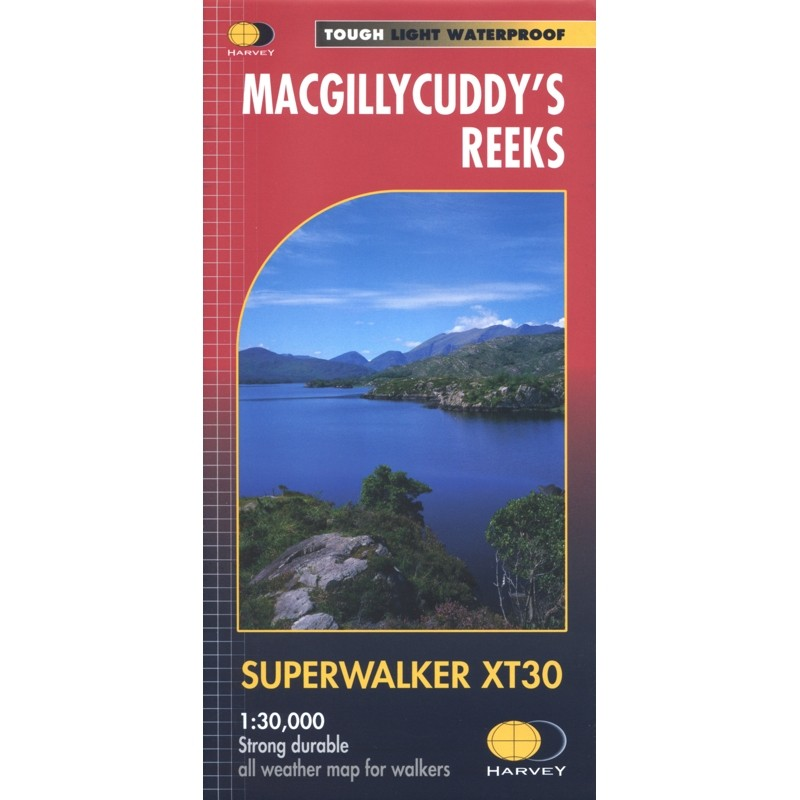 MacGillycuddy's Reeks: Harvey Superwalker XT30