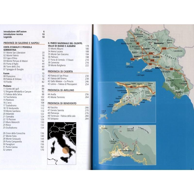 Malopasso: Arrampicate in Campania by Versante Sud