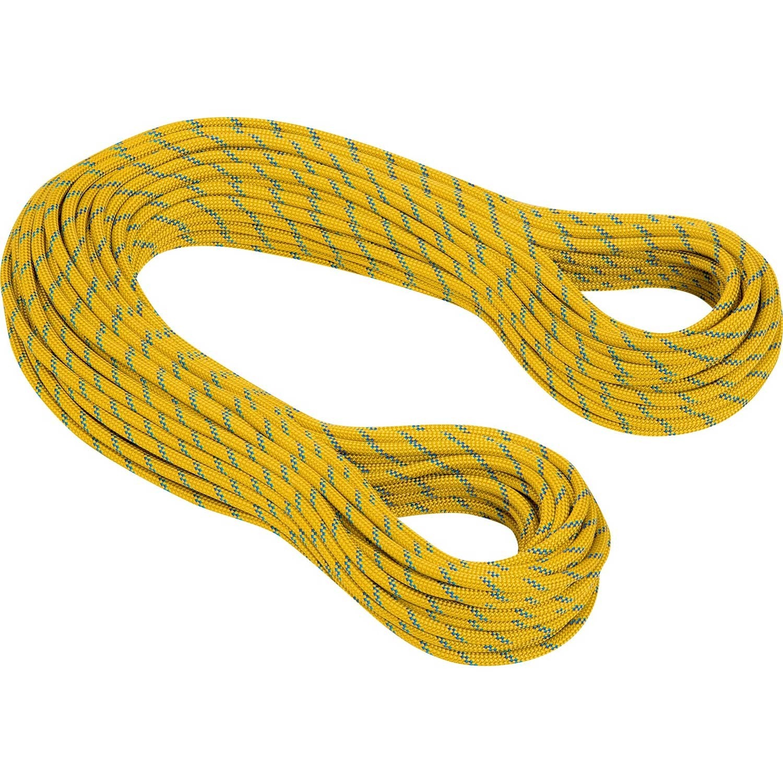 MAMMUT - Phoenix 8mm DRY Half/Twin Rope - 50m - Yellow