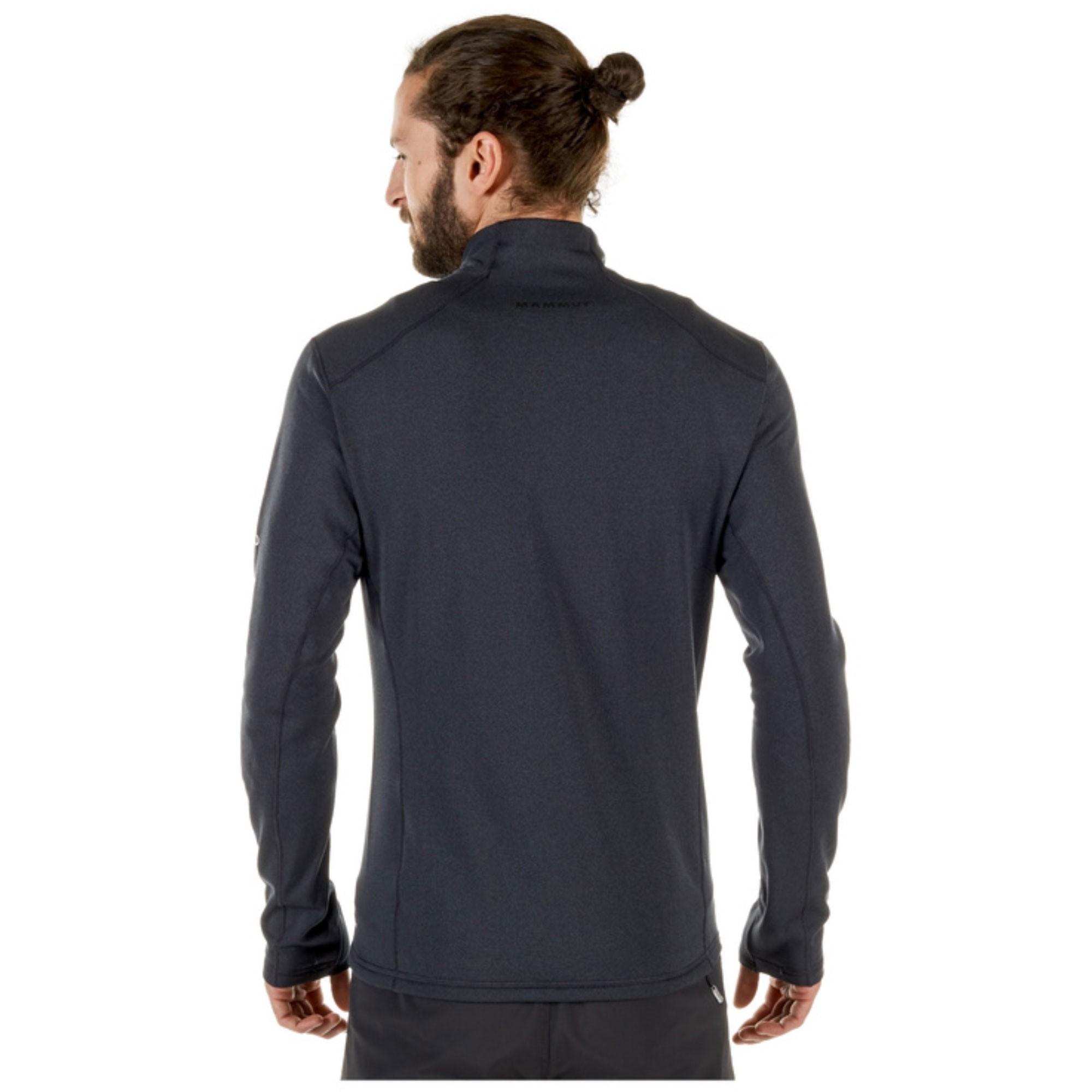Mammut Aconcagua Light Fleece Jacket - Graphite Melange