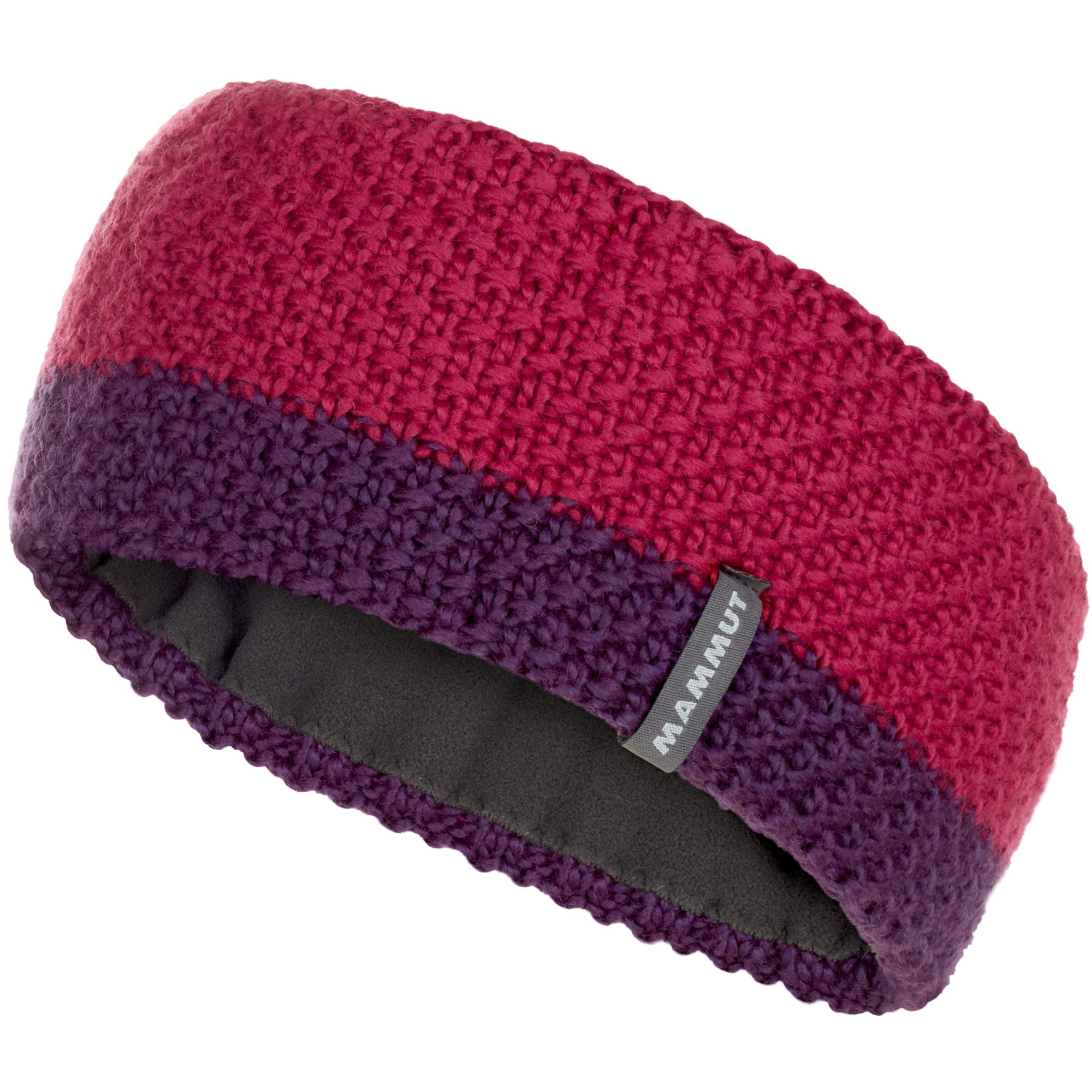 Mammut Alyeska Headband - Beet/Grape