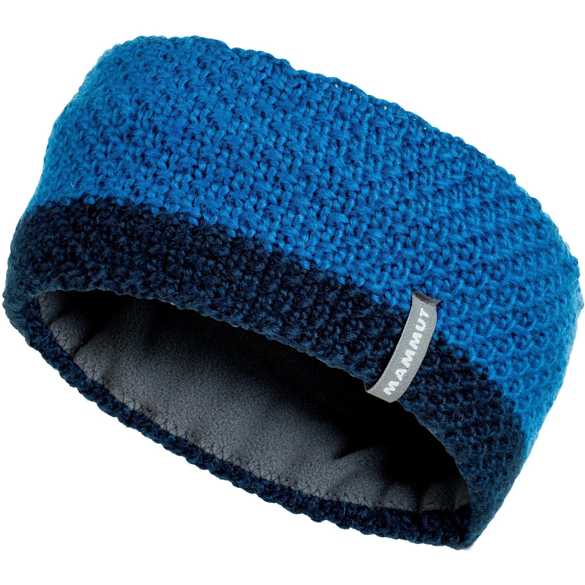 Mammut Alyeska Headband - Ultramarine/Imperial