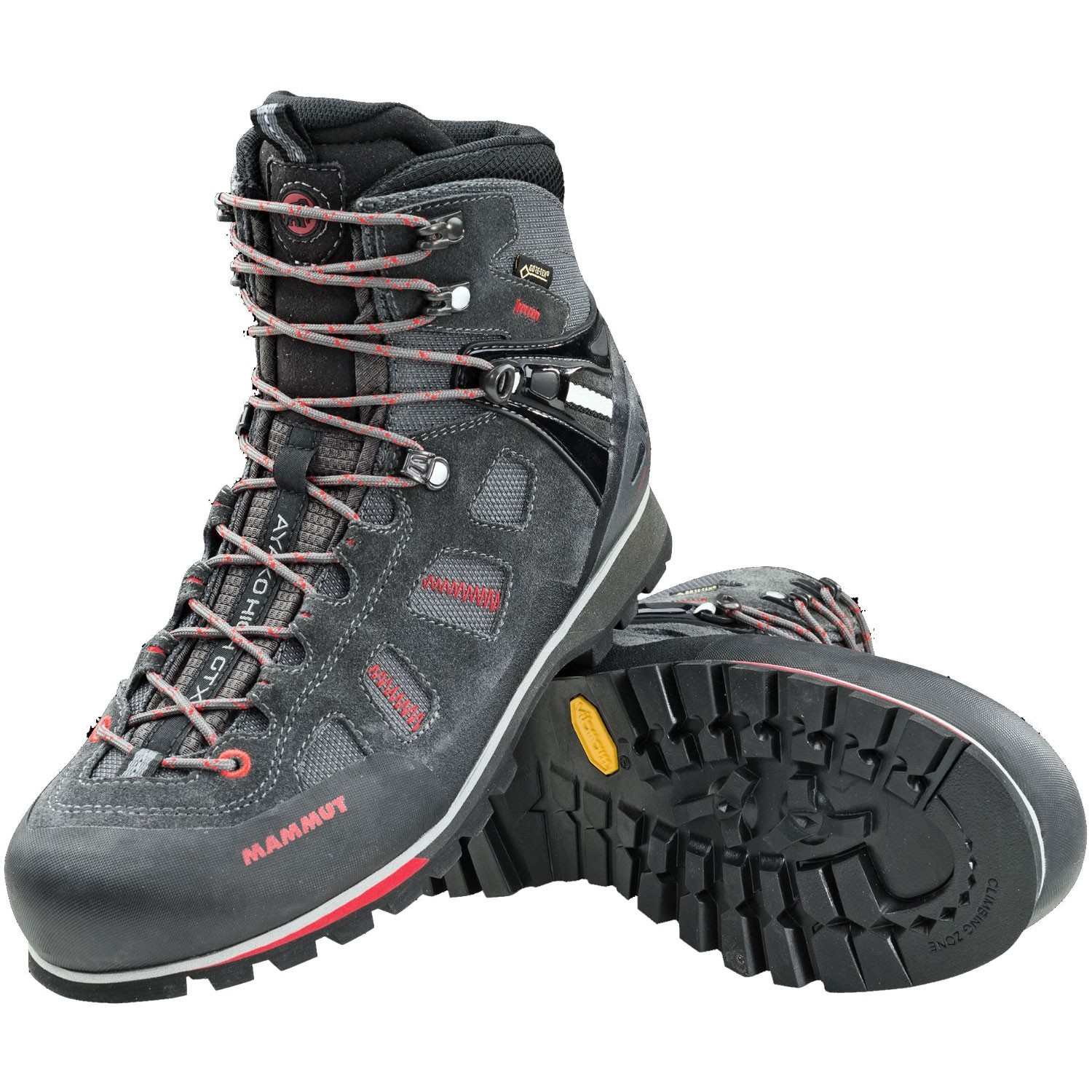 Mammut Ayako High Men's GTX Boots - Graphite/Inferno