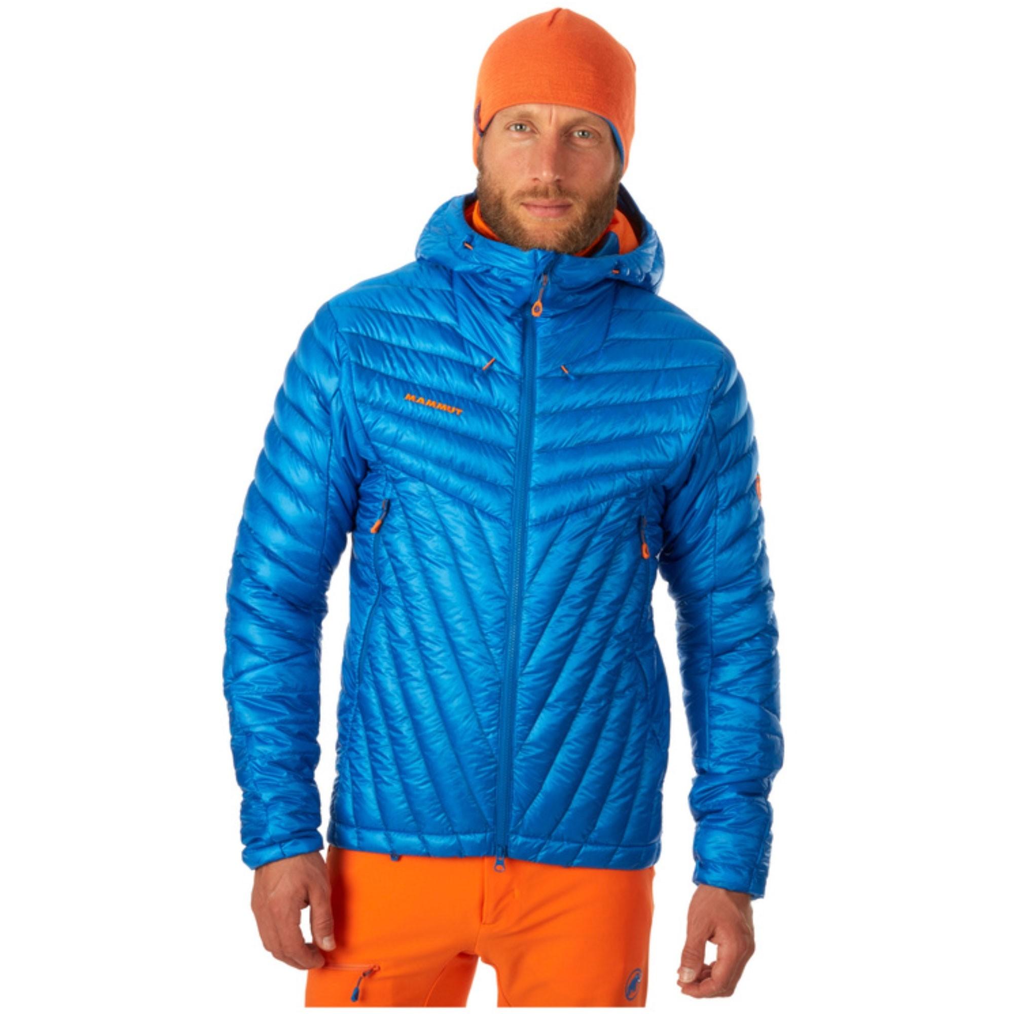 Mammut Eiger Extreme Eigerjoch Advanced IN Hooded Jacket - Ice