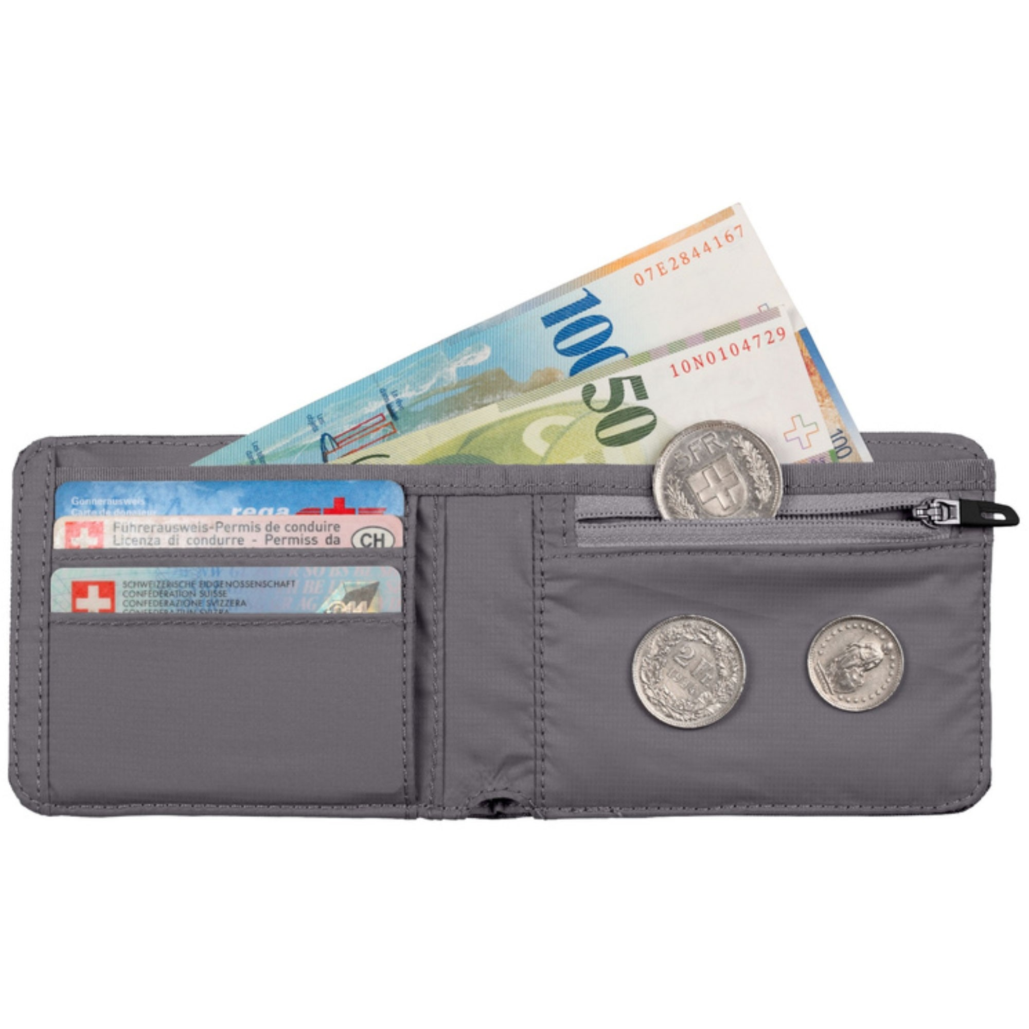 Mammut Flap Wallet - interior