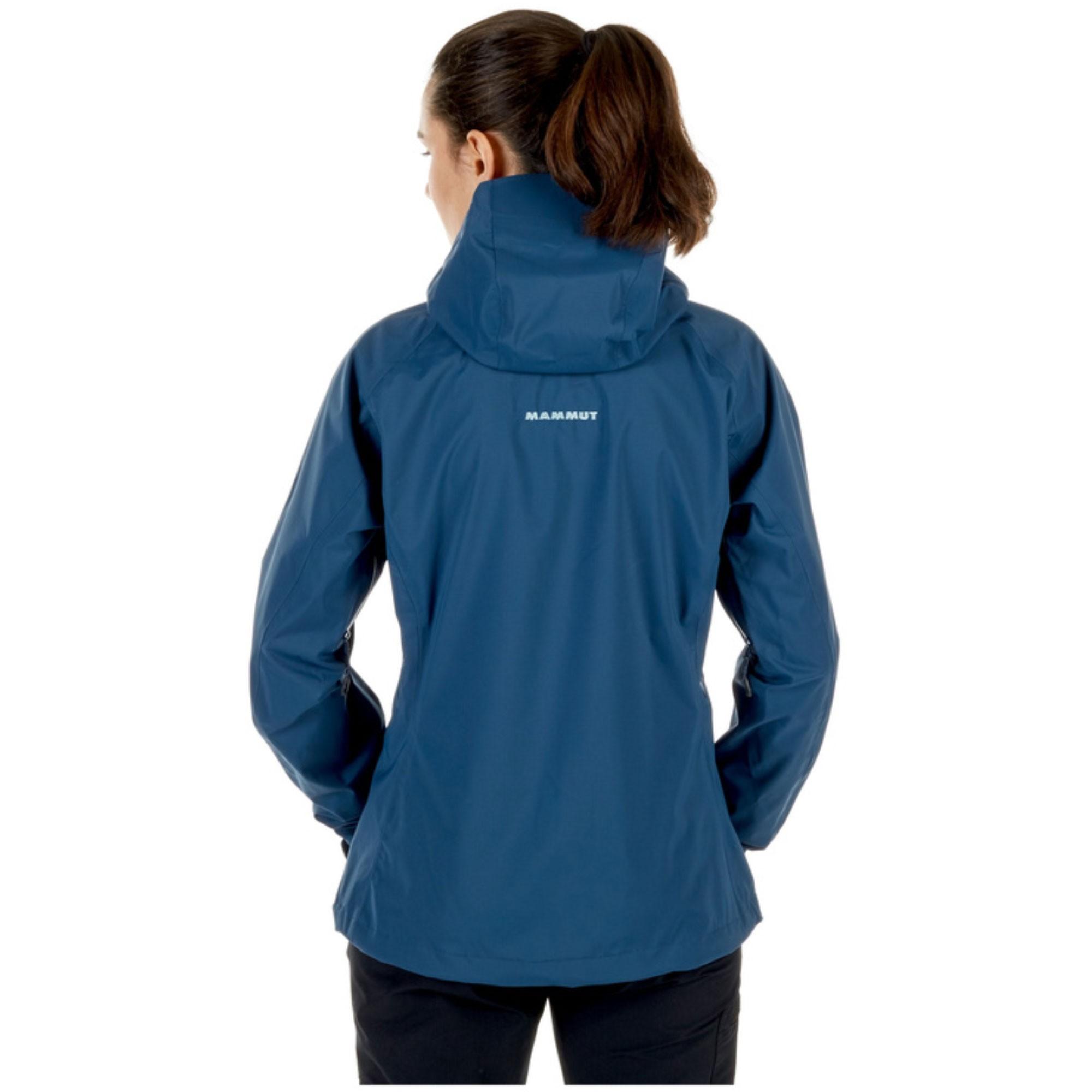 Mammut Keiko HS Women's Hooded Jacket - Jay