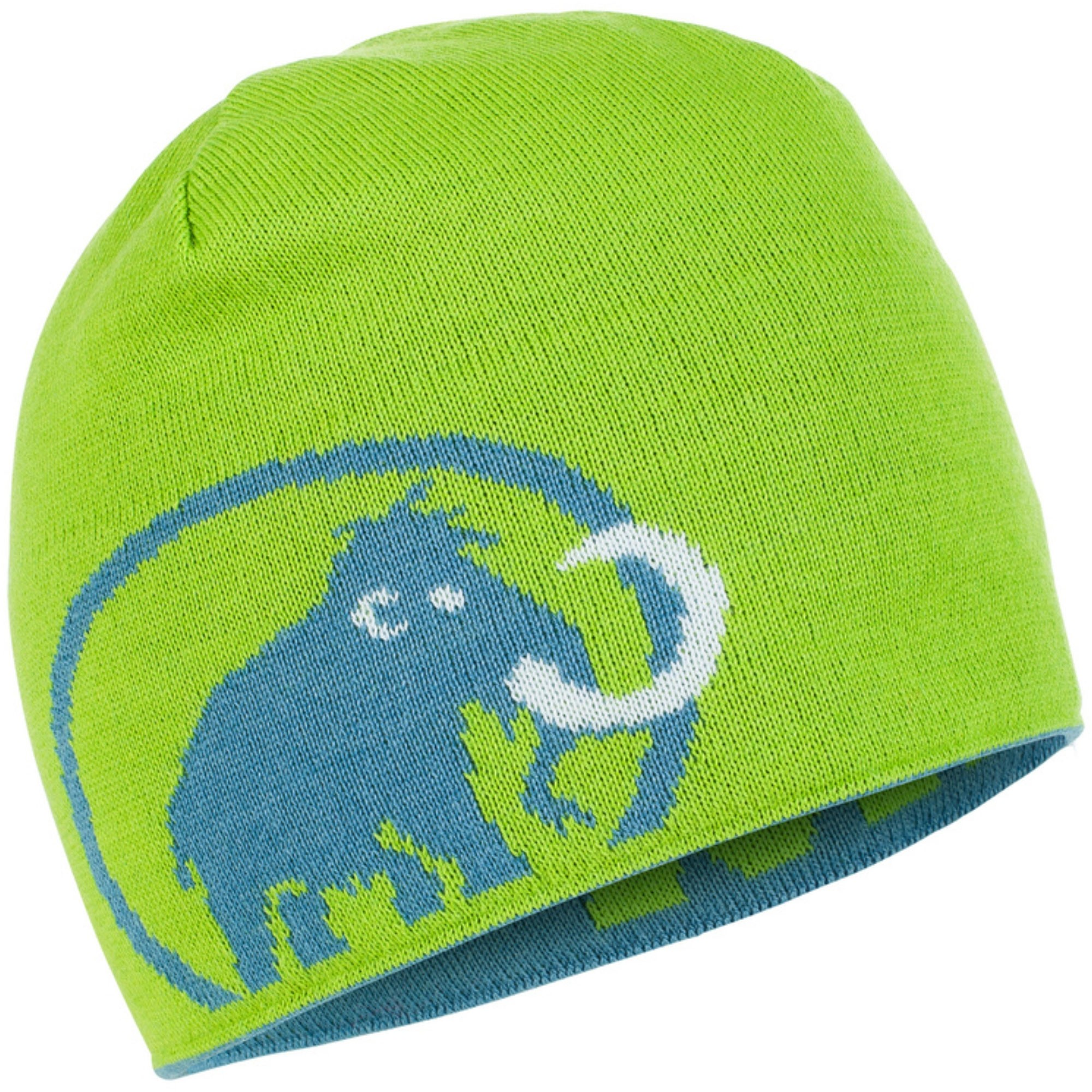 Mammut Logo Beanie - Cloud/Sprout