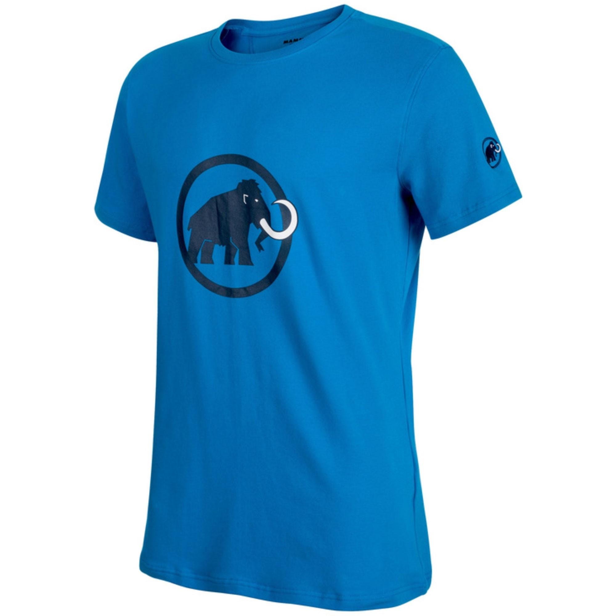 Mammut Logo T-Shirt - Imperial/Jay